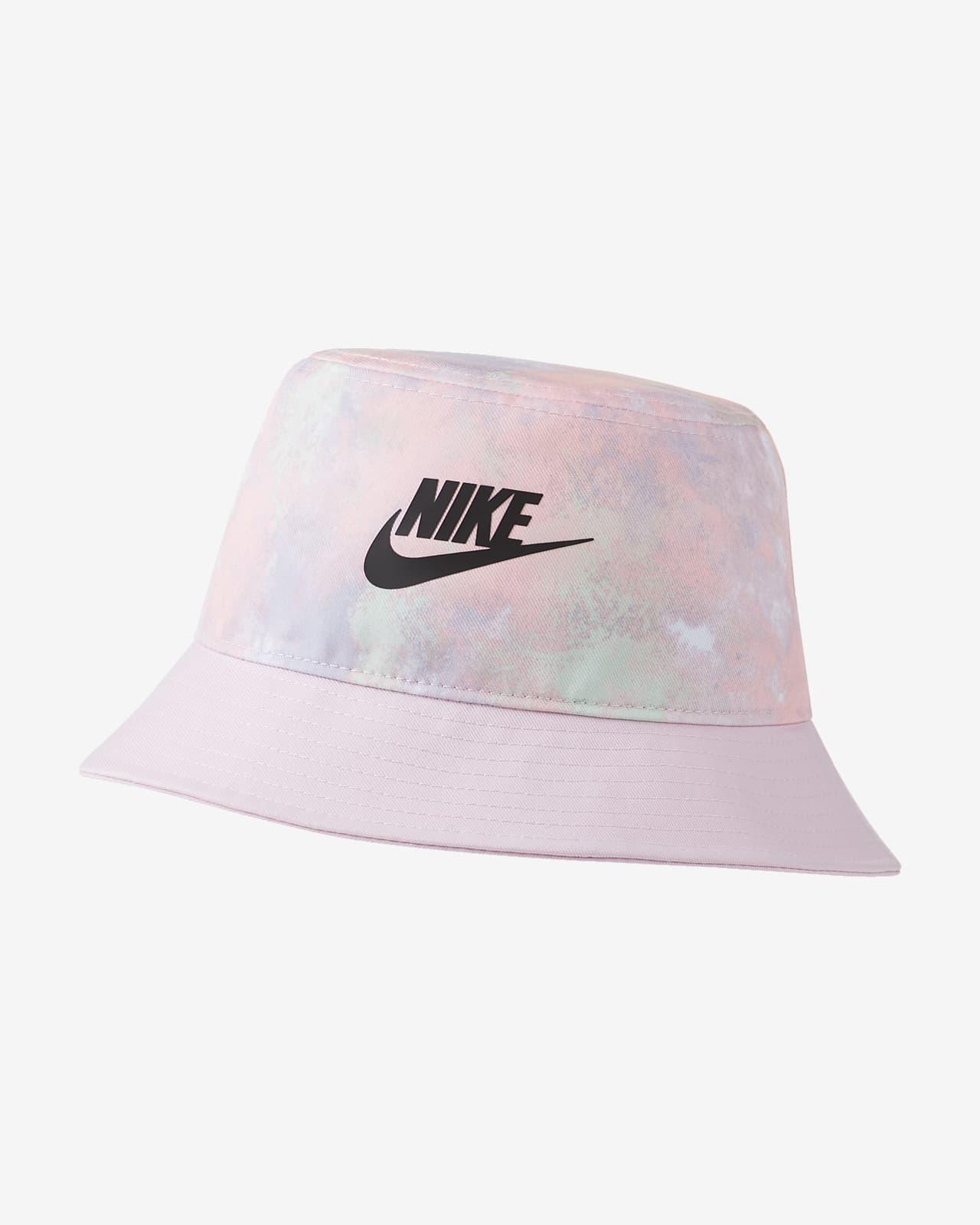 Nike 大童扎染渔夫运动帽