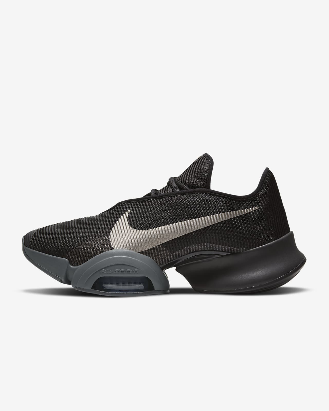 Chaussure d'entraînement fractionné haute intensité Nike Air Zoom SuperRep 2 pour Homme