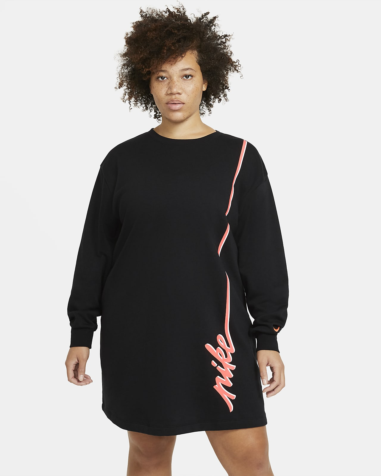 Nike Sportswear Women's Fleece Dress (Plus Size)