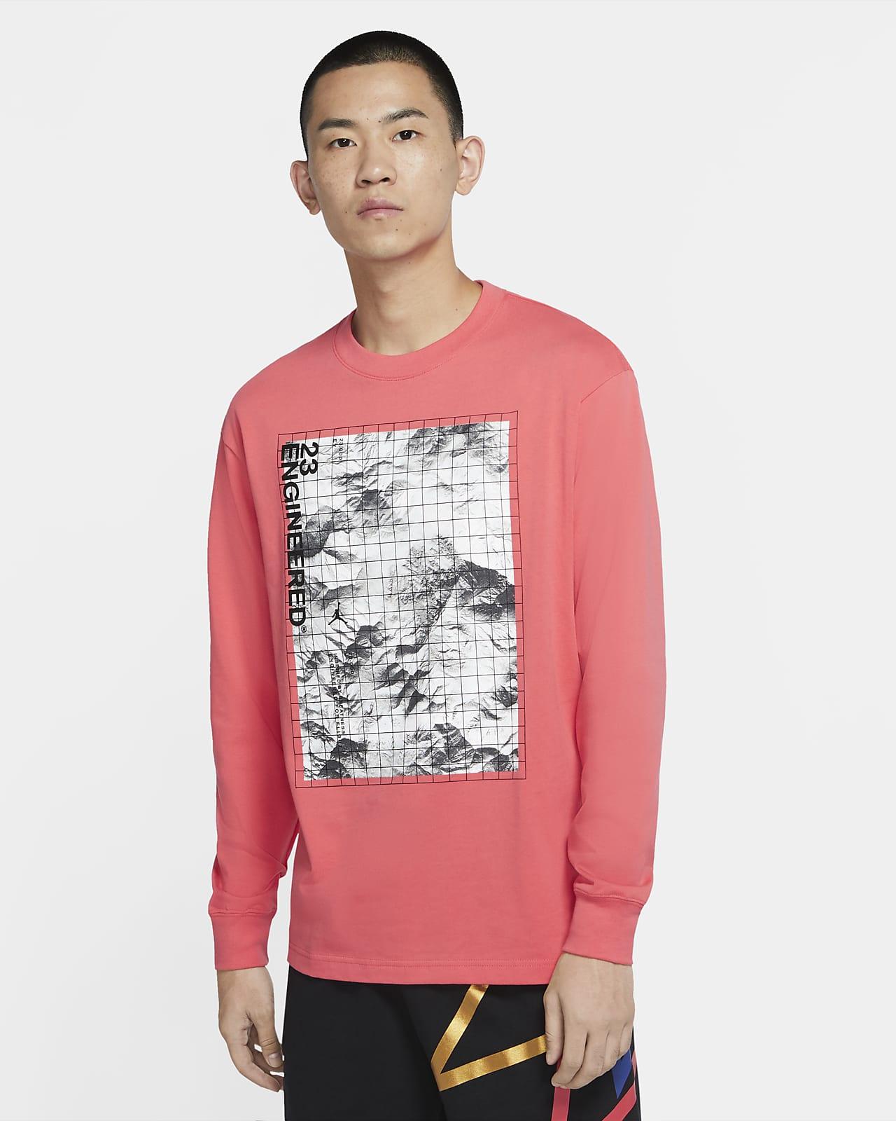 Jordan 23 Engineered 男款長袖 T 恤
