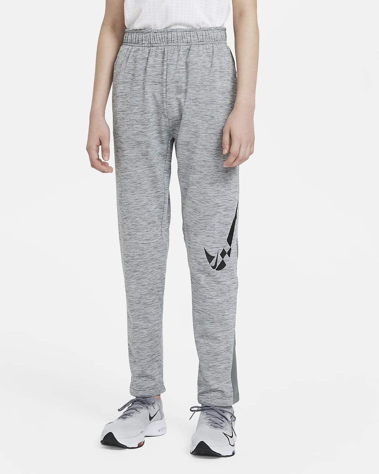 Nike 大童 (男童) 訓練長褲