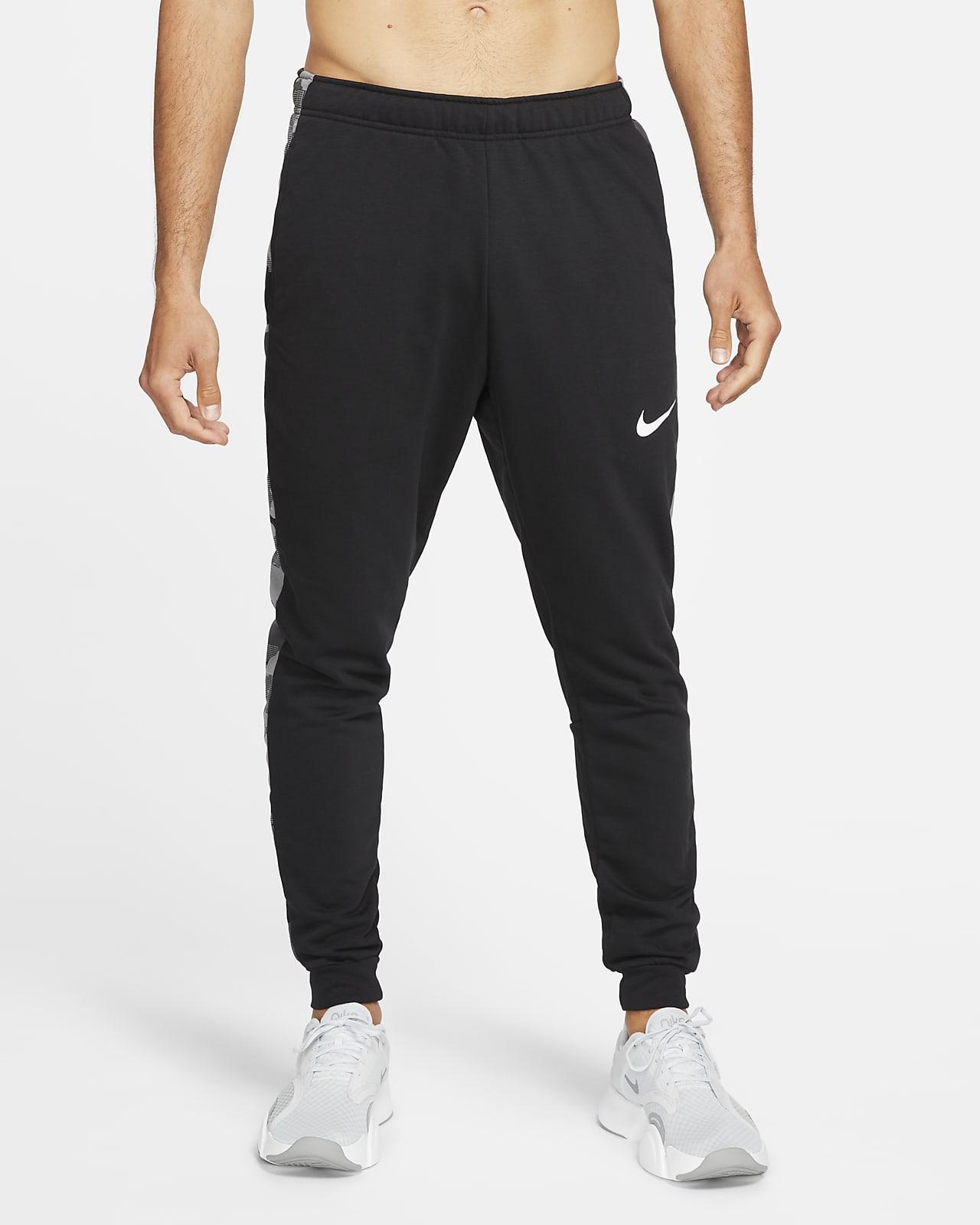 Nike Dri-FIT Men's Tapered Camo Training Trousers