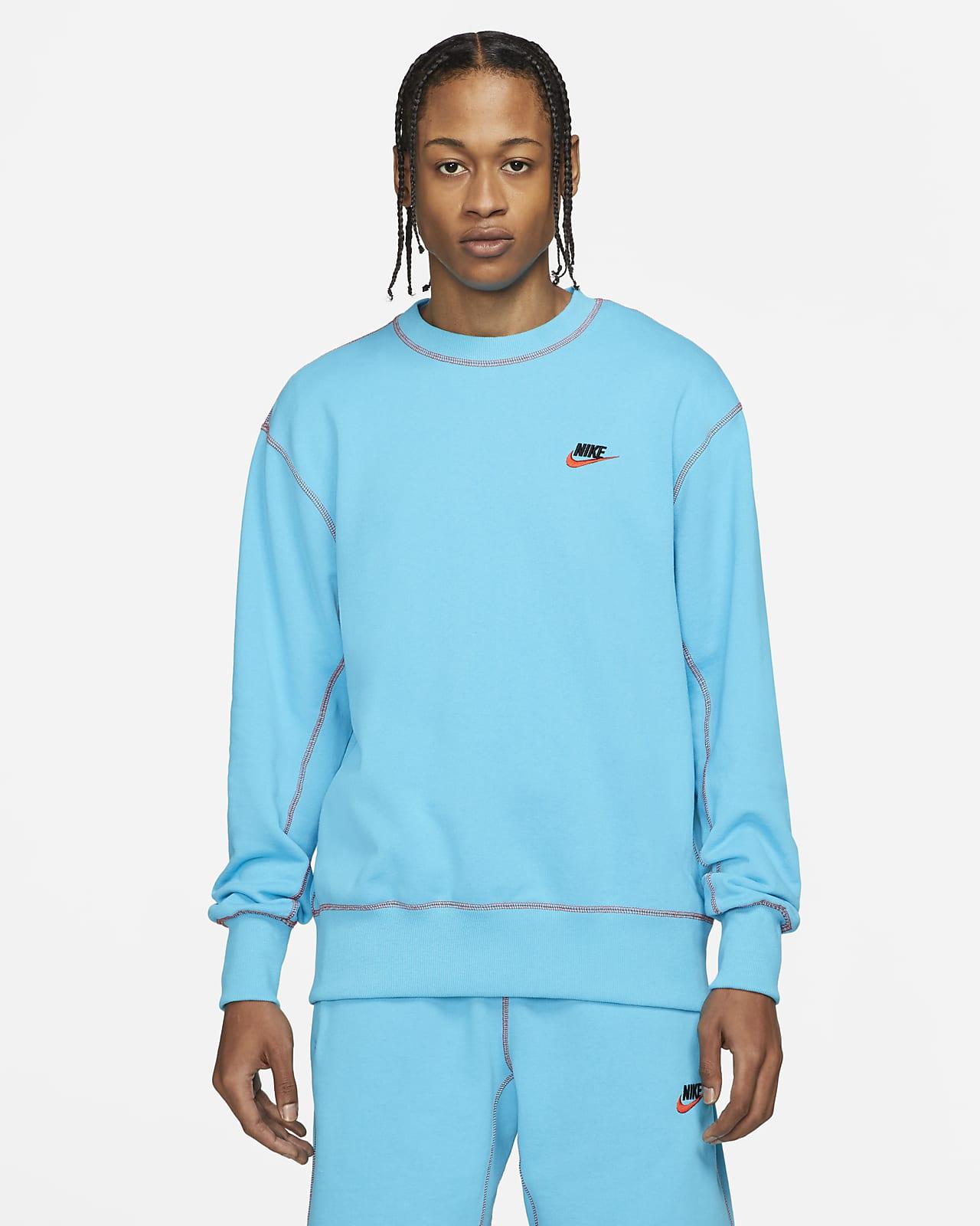 Męska klasyczna dzianinowa bluza Nike Sportswear