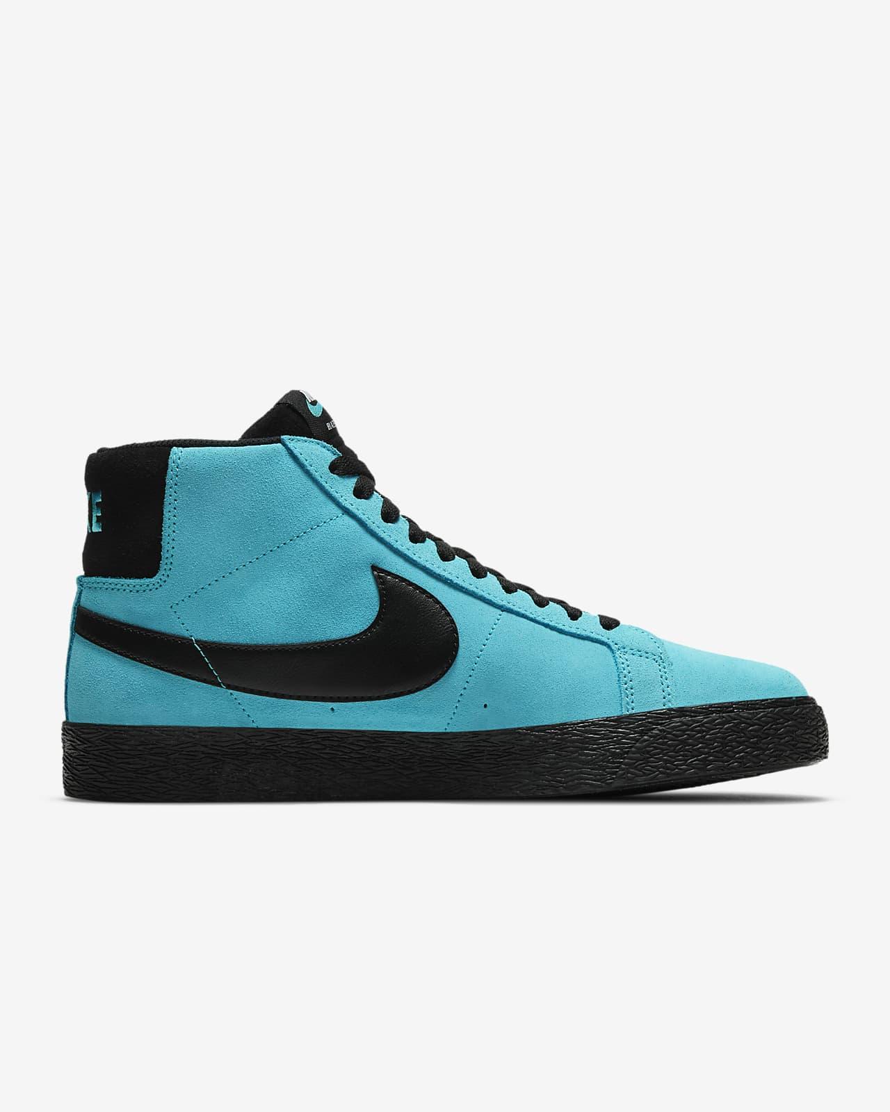 Nike SB Zoom Blazer Mid Skate Shoe. Nike SG