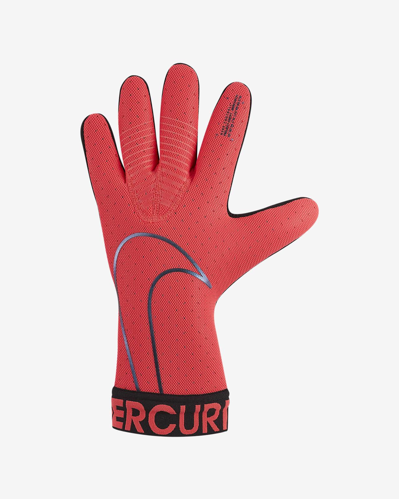 Gants de football mixtes Nike Goalkeeper Mercurial Touch Elite