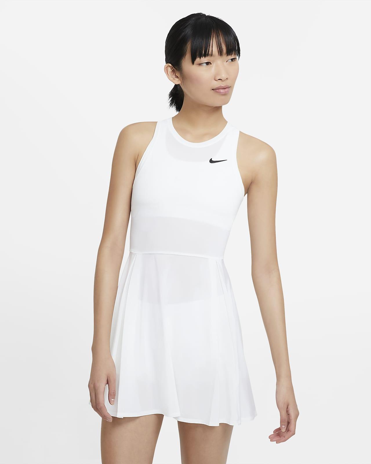 Robe de tennis NikeCourt Dri-FIT Advantage pour Femme