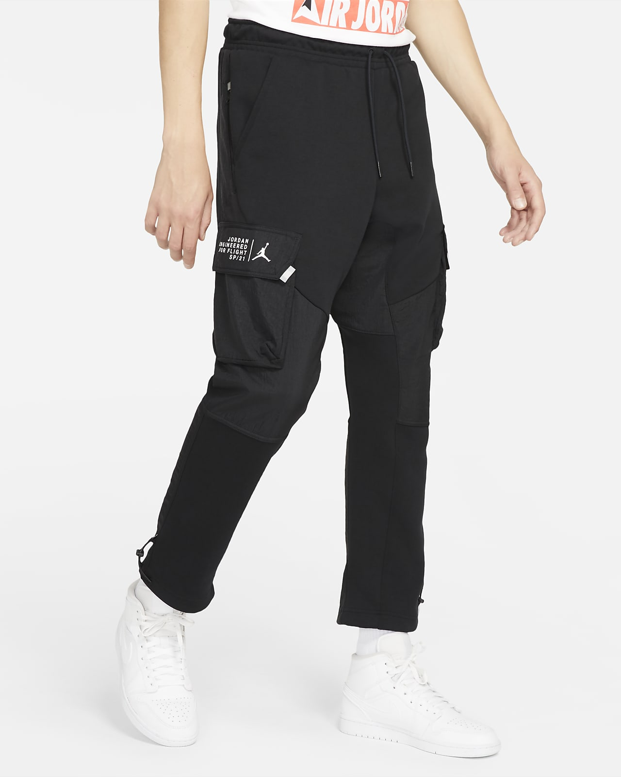Pánské flísové kalhoty Jordan 23 Engineered