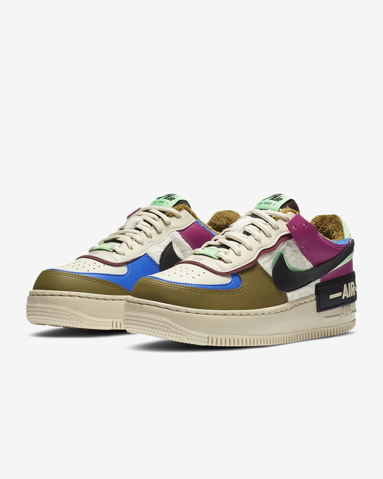 air force mujer 1 shadow
