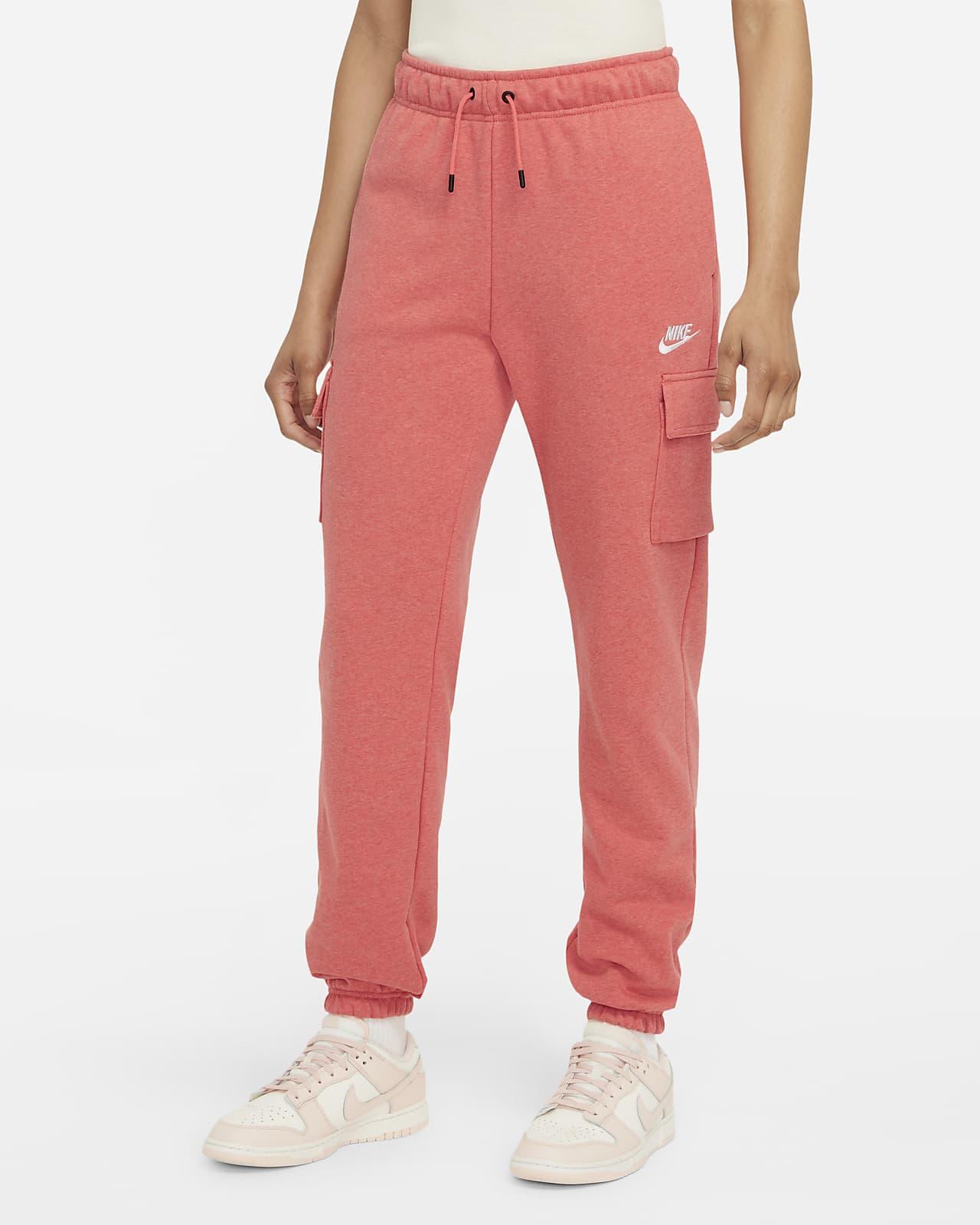 Nike Sportswear Essentials Women's Mid-Rise Cargo Pants
