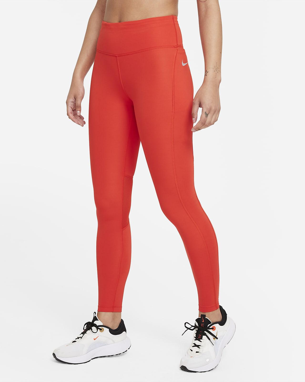 Leggings de running de tiro medio para mujer Nike Epic Fast