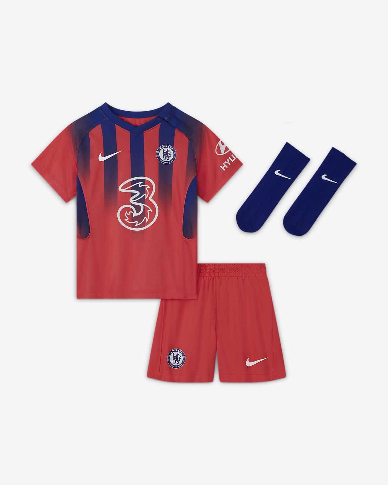 Divisa da calcio Chelsea FC 2020/21 per neonati/bimbi piccoli - Terza