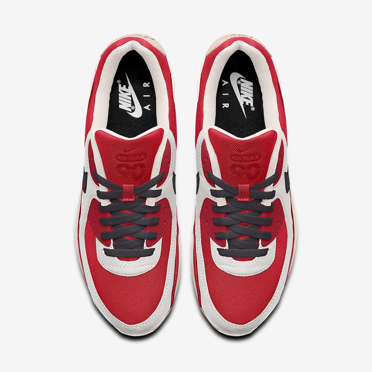Nike Air Max 90 Unlocked By You Custom Men's Shoe. Nike.com