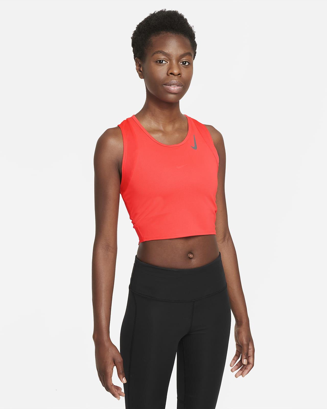 Kort löparlinne Nike Dri-FIT Race för kvinnor