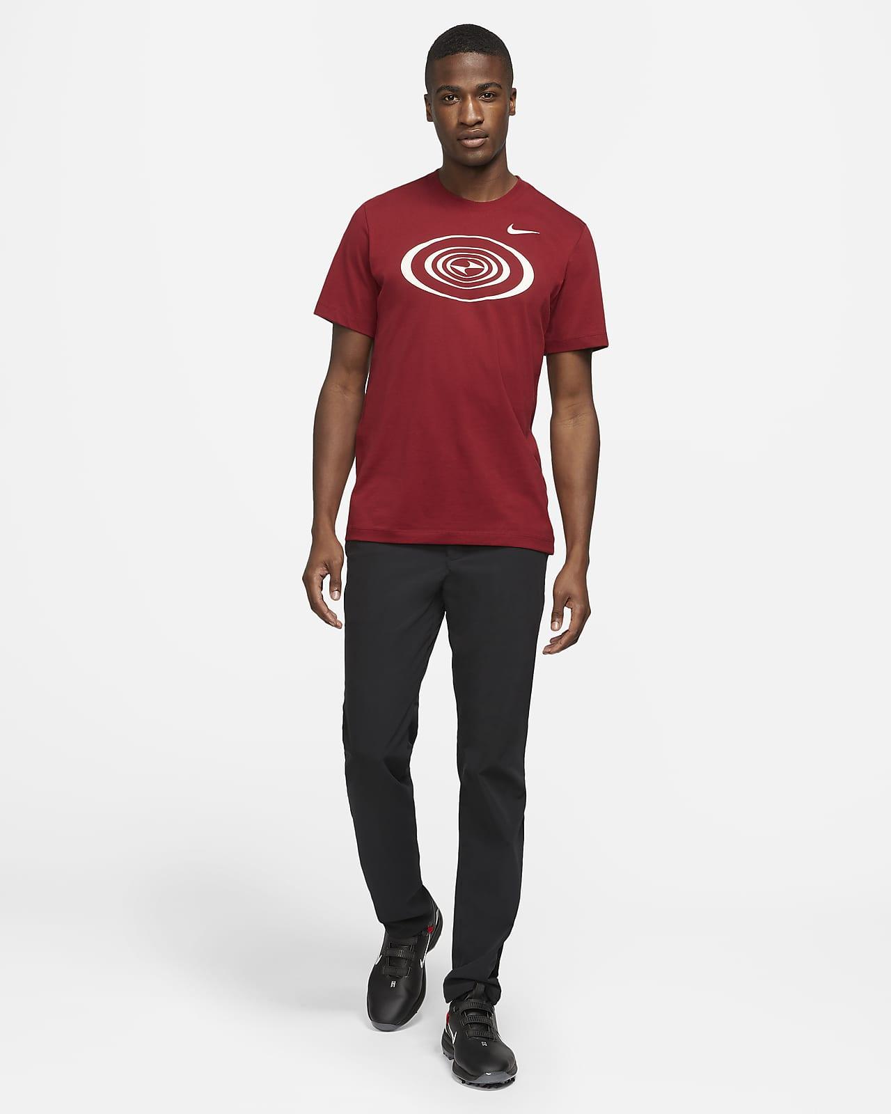 Tiger Woods Golf-T-Shirt für Herren. Nike DE