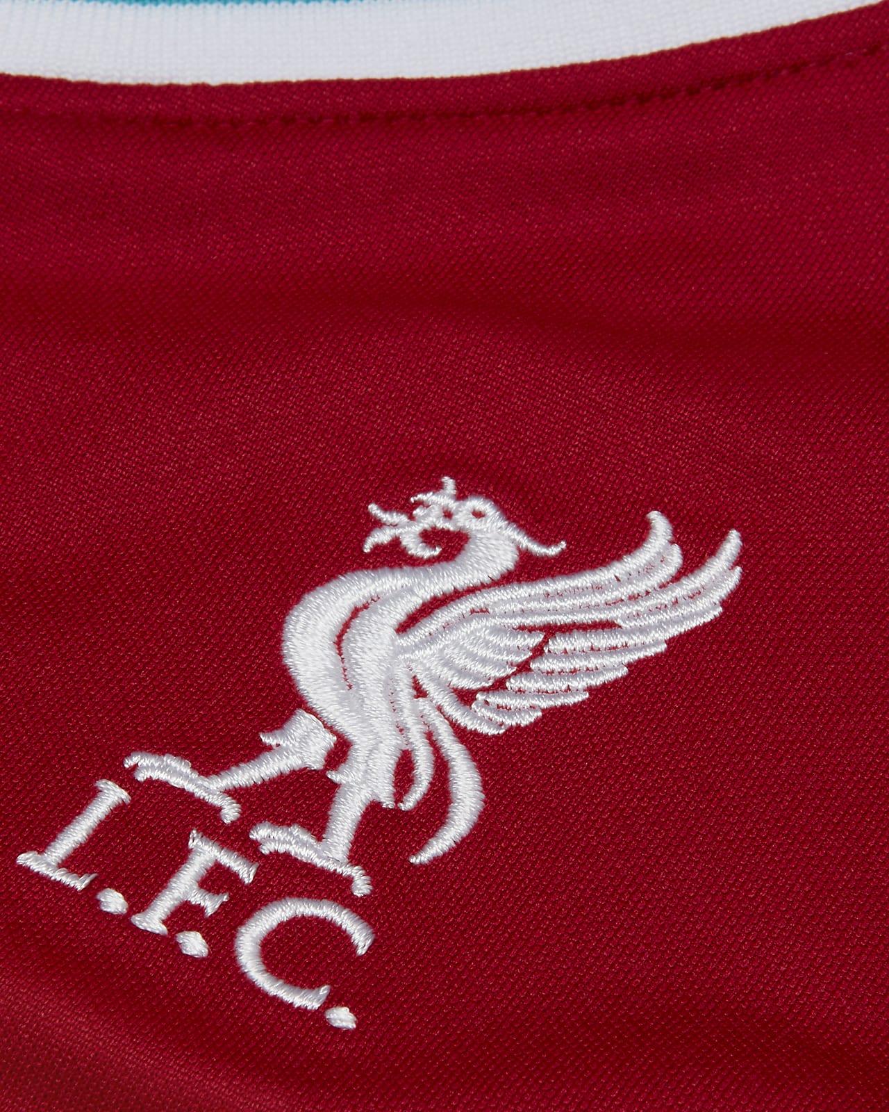 Liverpool FC 2020/21 Home Little Kids' Soccer Kit. Nike.com