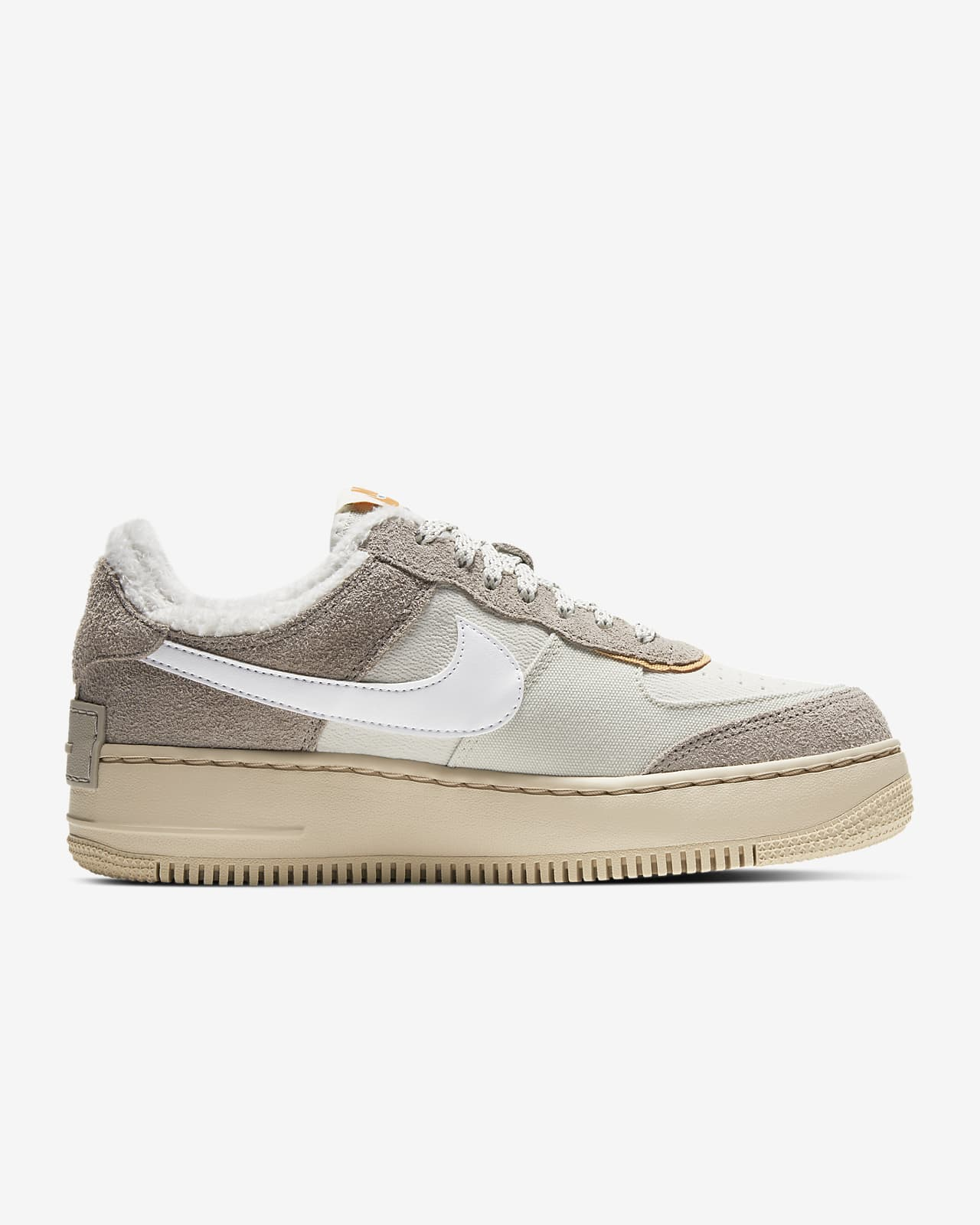 Nike Air Force 1 Shadow Women S Shoe Nike Jp I chose the review the 'celestial gold/ pale ivory' colorway, simply. nike air force 1 shadow women s shoe