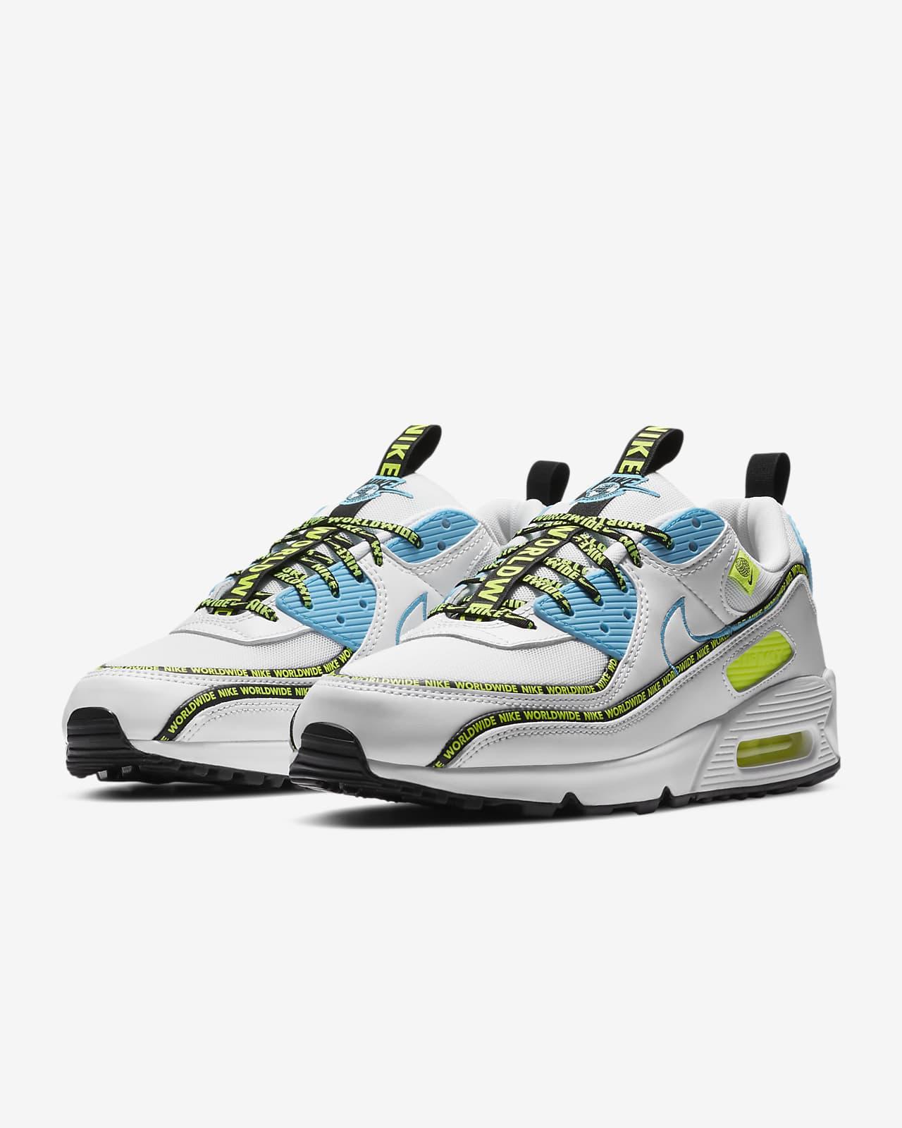 Nike Air Max 90 SE Men's Shoe. Nike ID