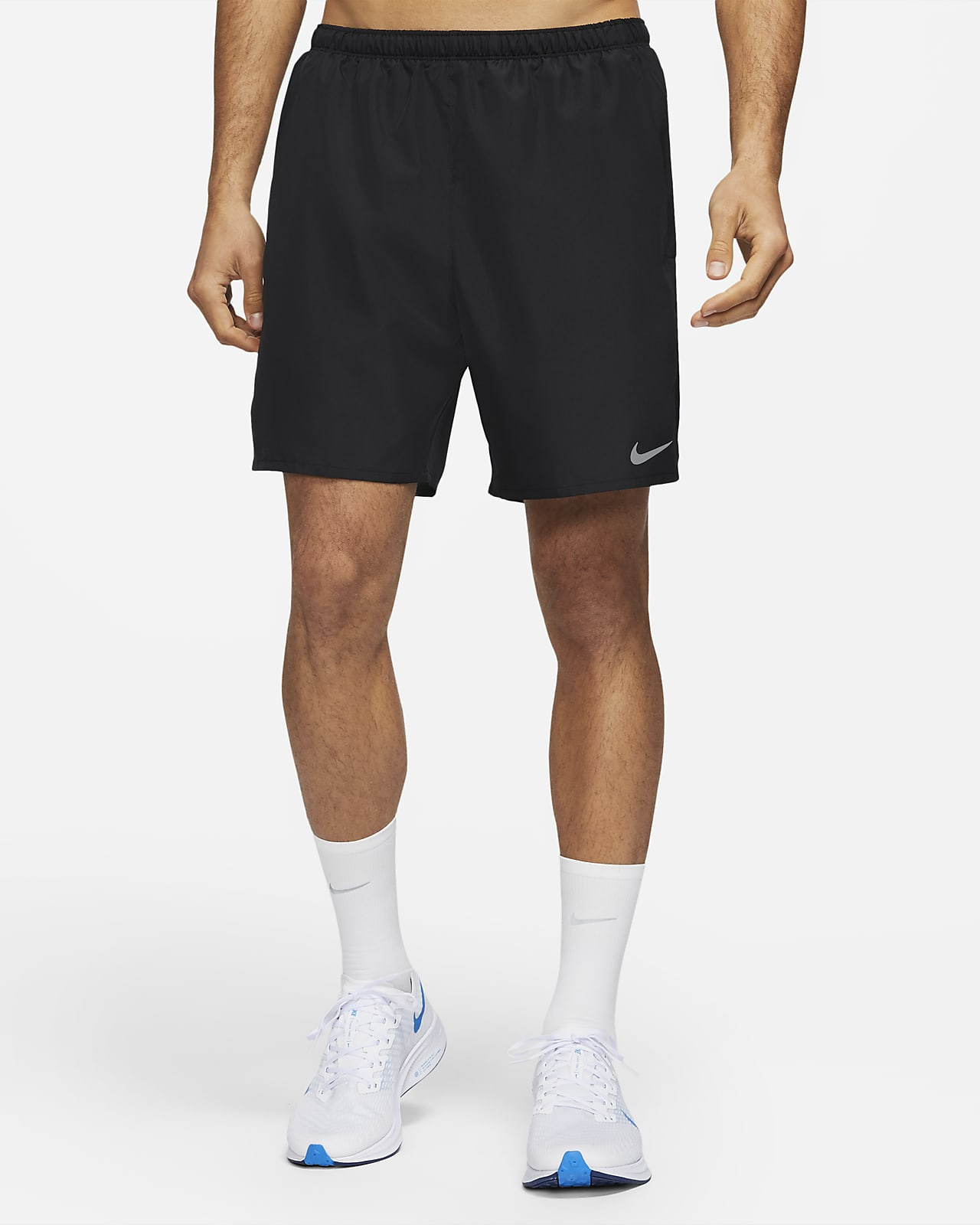 Short de running 2-en-1 Nike Challenger pour Homme