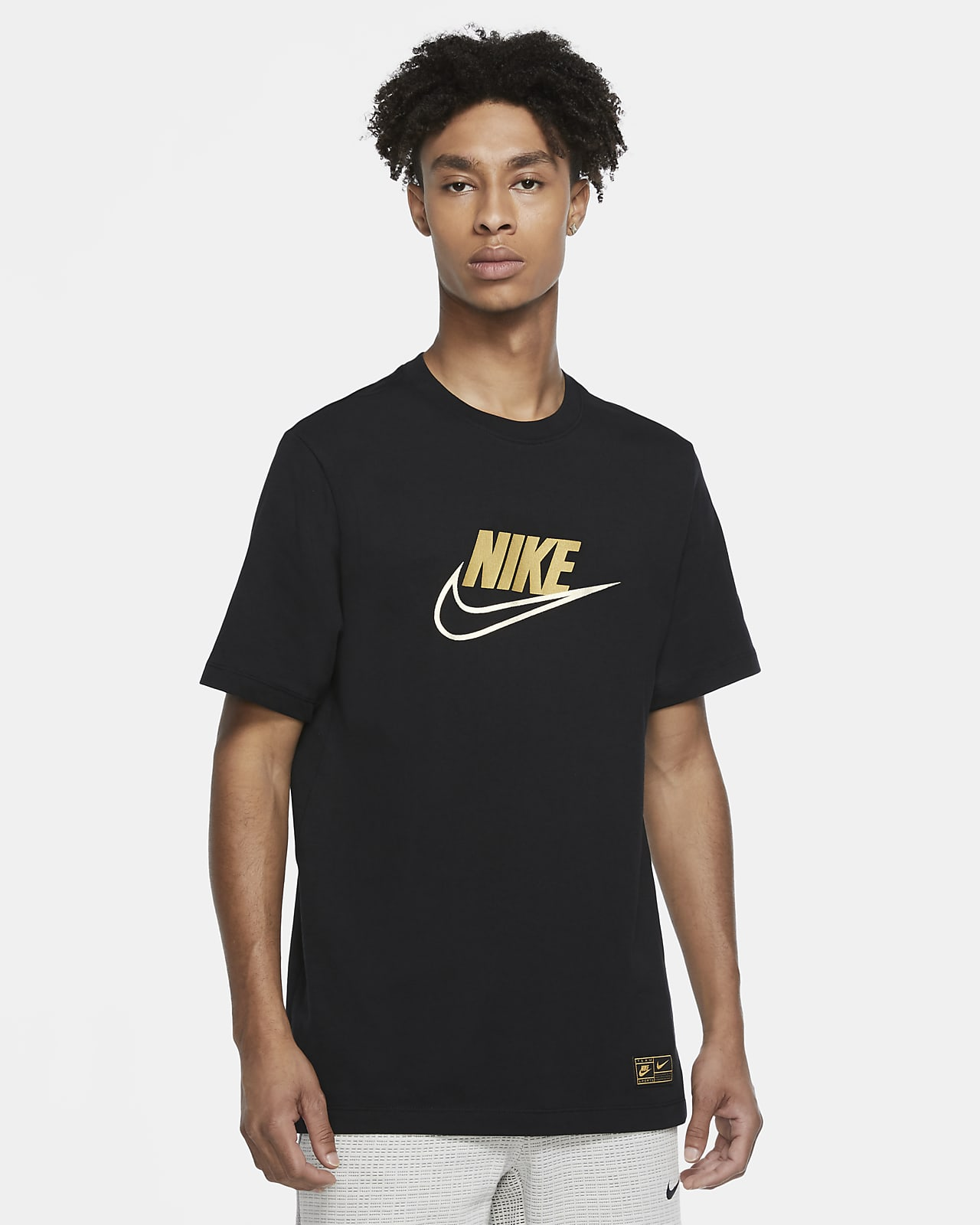 Nike Sportswear Men's Metallic T-Shirt