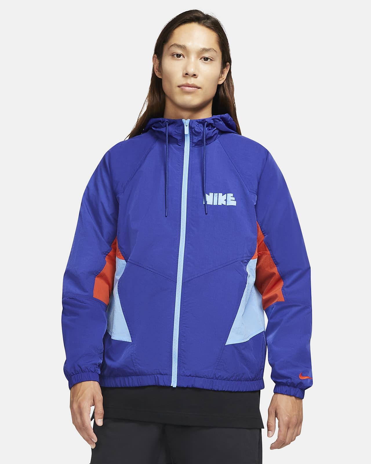 เสื้อแจ็คเก็ต Nike Sportswear Windrunner