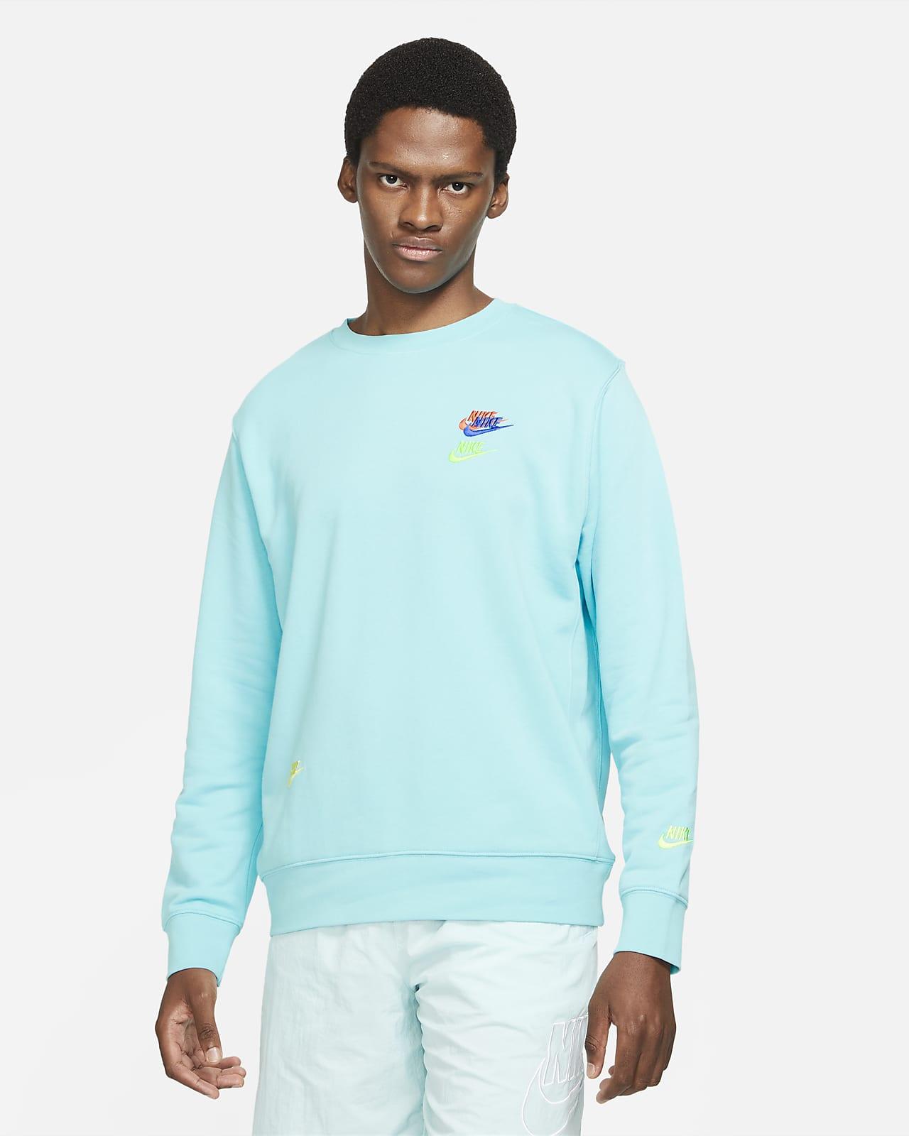 Nike Sportswear Essentials+ Herren-Rundhalsshirt aus French-Terry