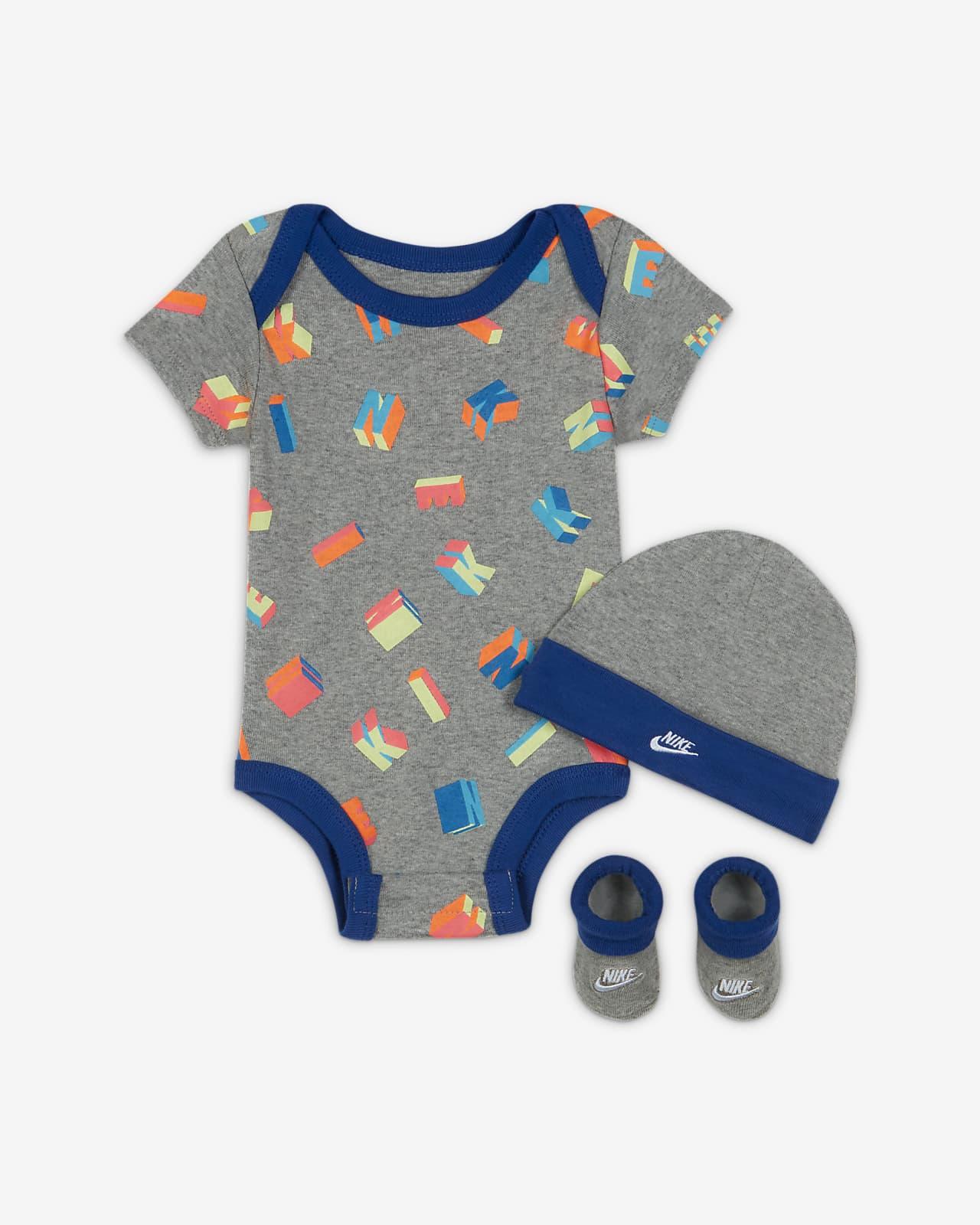 Nike Baby 3-Piece Box Set