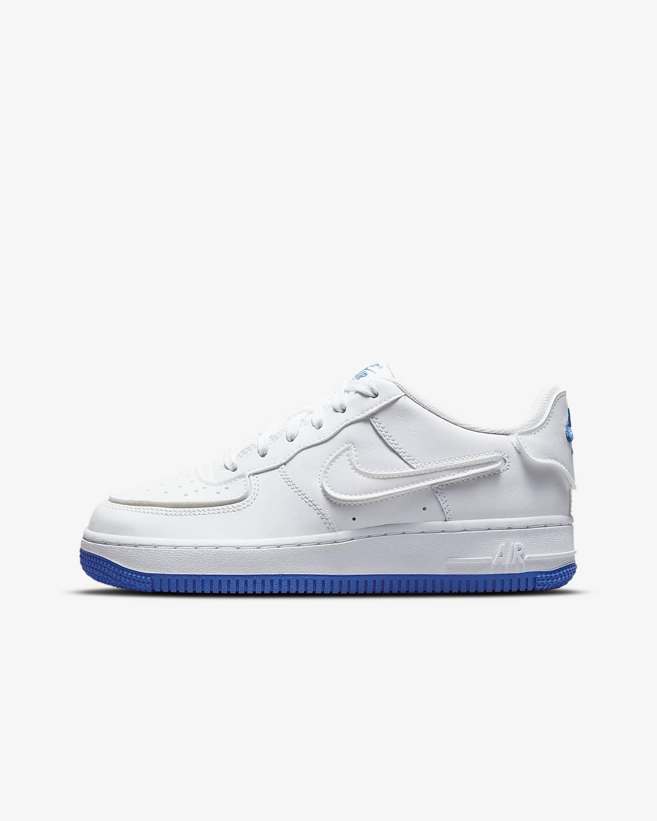 Chaussure Nike Air Force 1/1 pour Enfant plus âgé. Nike LU