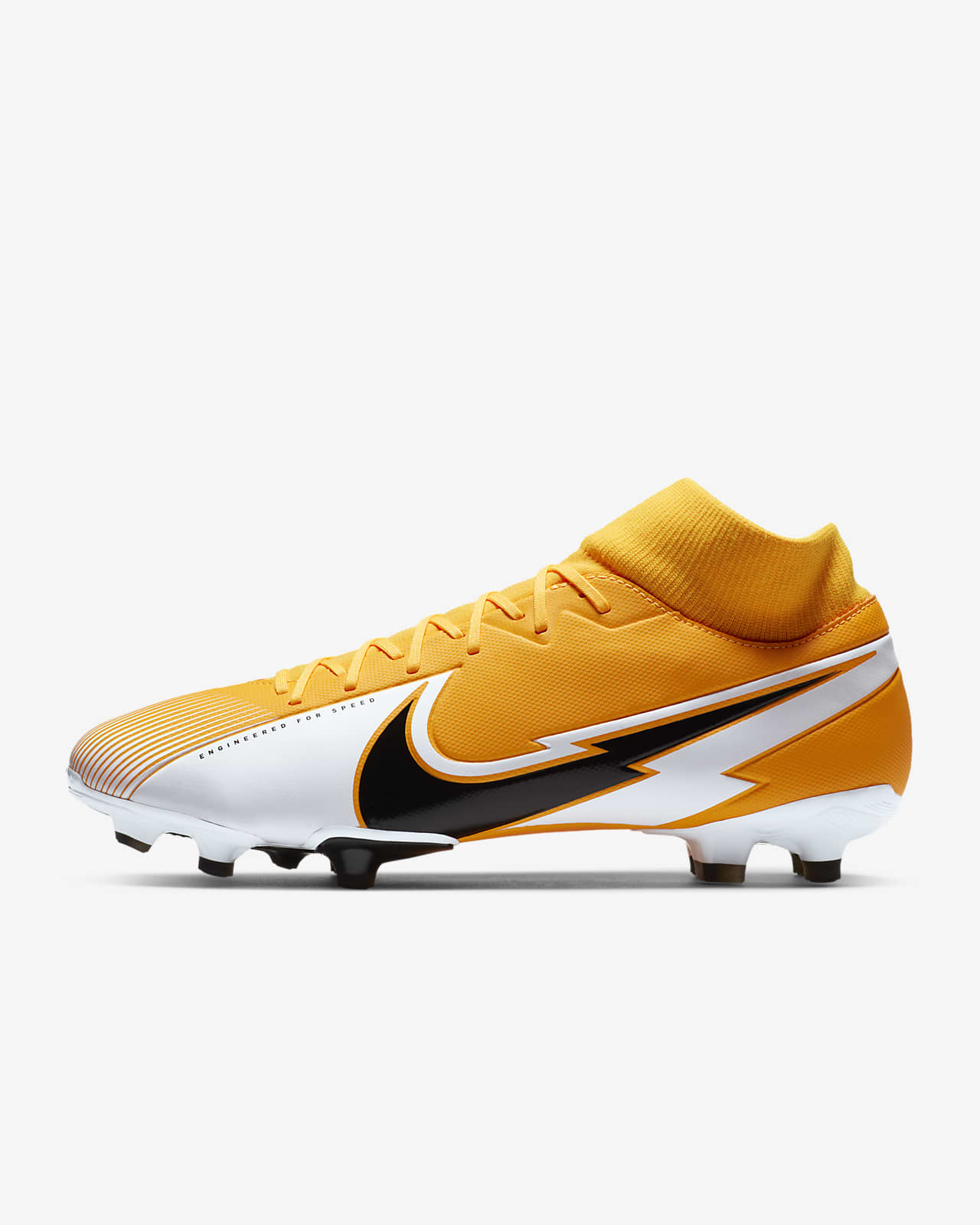 Violín considerado Amado  Nike Mercurial Superfly 7 Academy MG Multi-Ground Football Boot. Nike IN