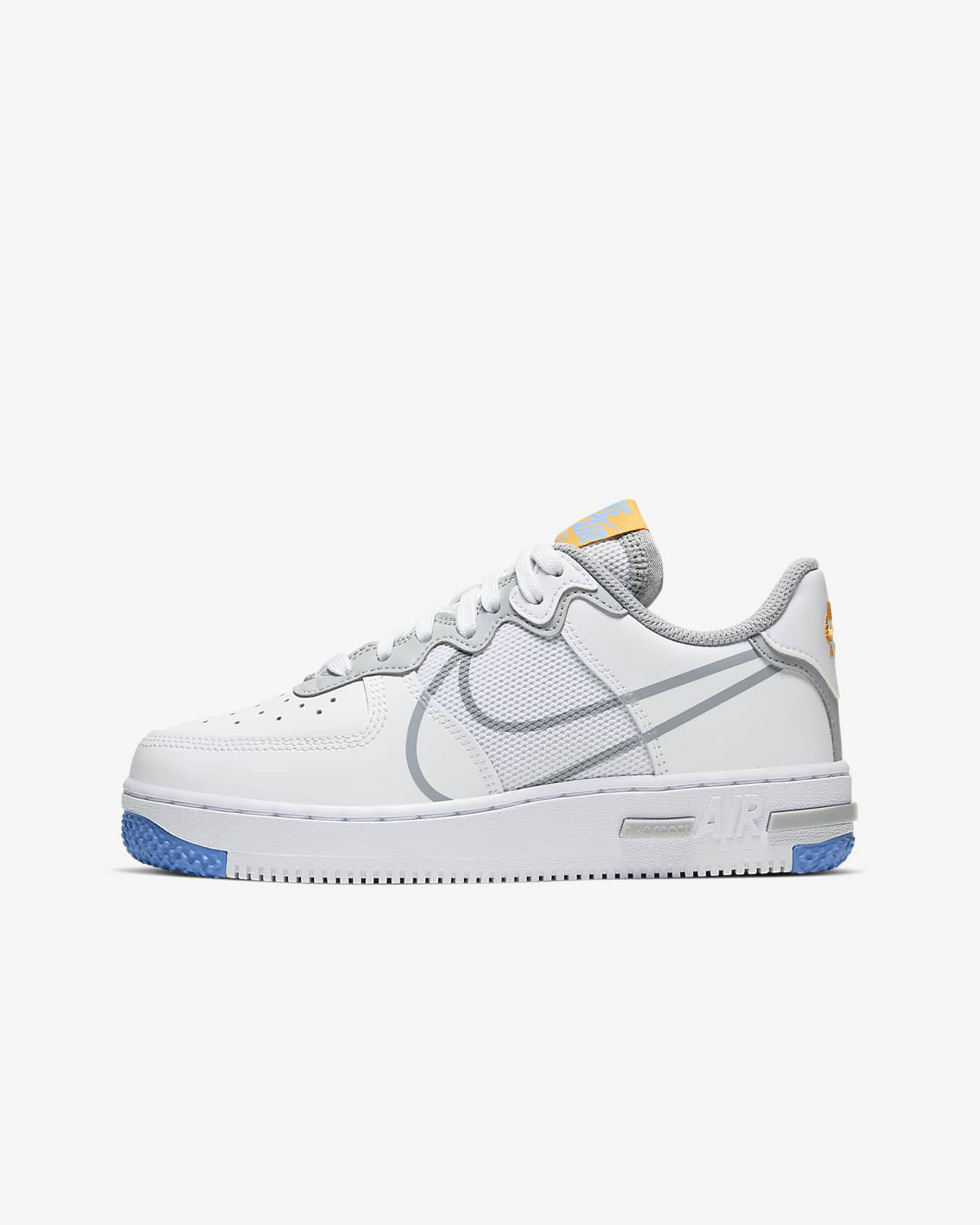 air force 1 niño de un 1