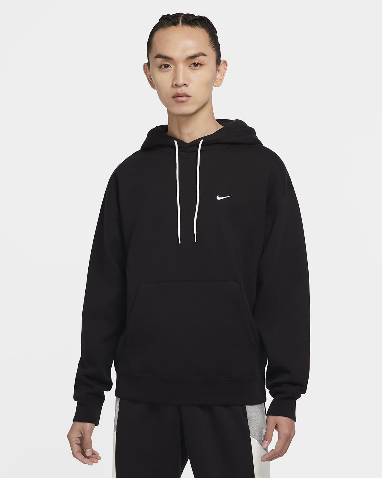 Nike Solo Swoosh Men's Fleece Hoodie