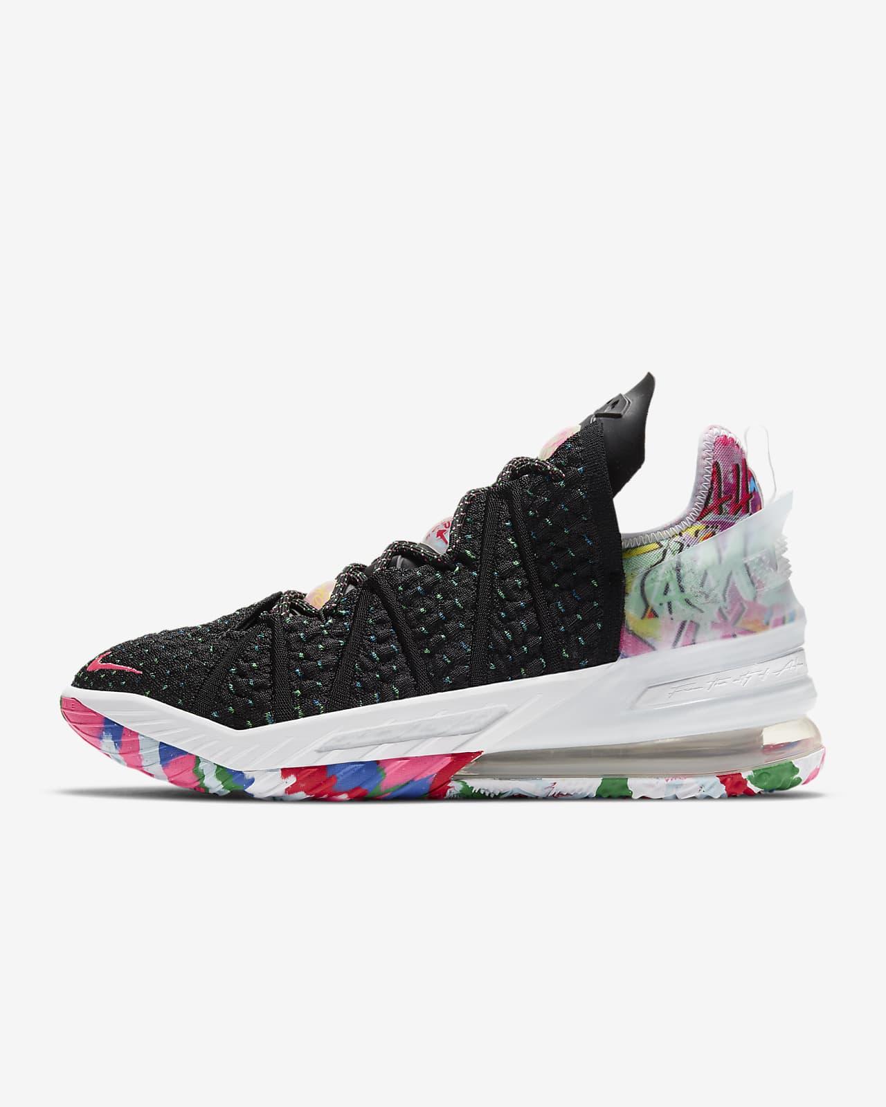 Residente Contemporáneo Al por menor  LeBron 18 Basketball Shoe. Nike.com