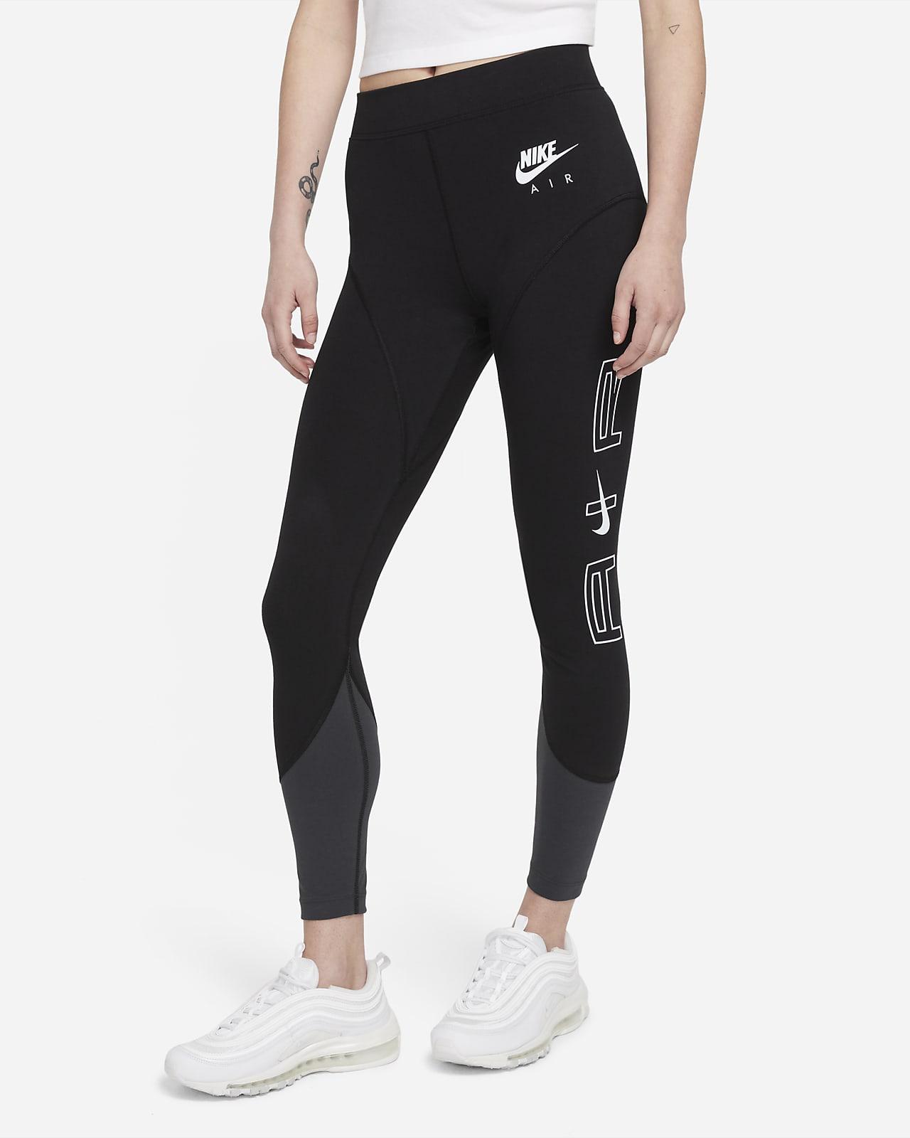 Nike Air Leggings de talle alto - Mujer