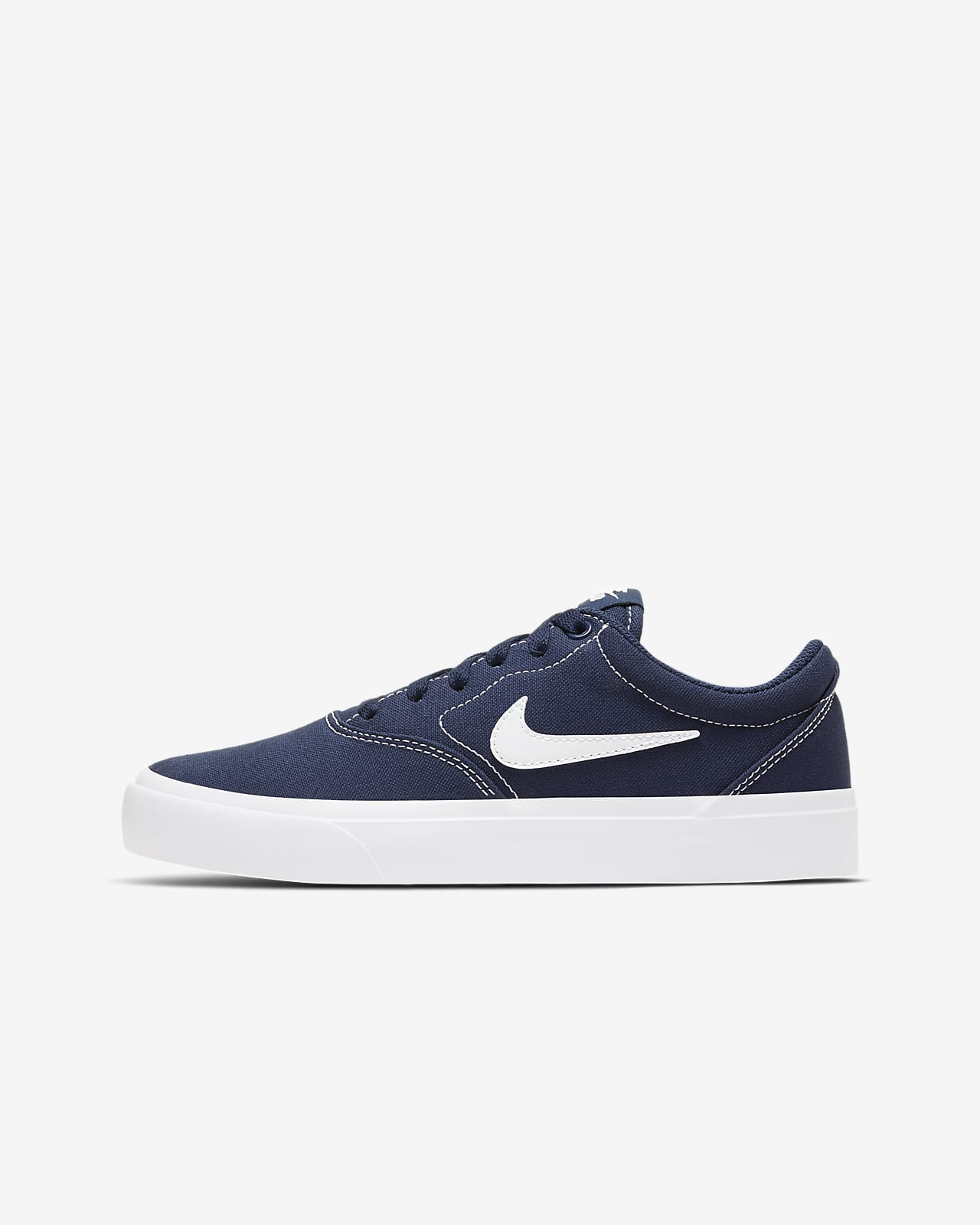 Nike SB Charge Canvas Skateschoen voor kids