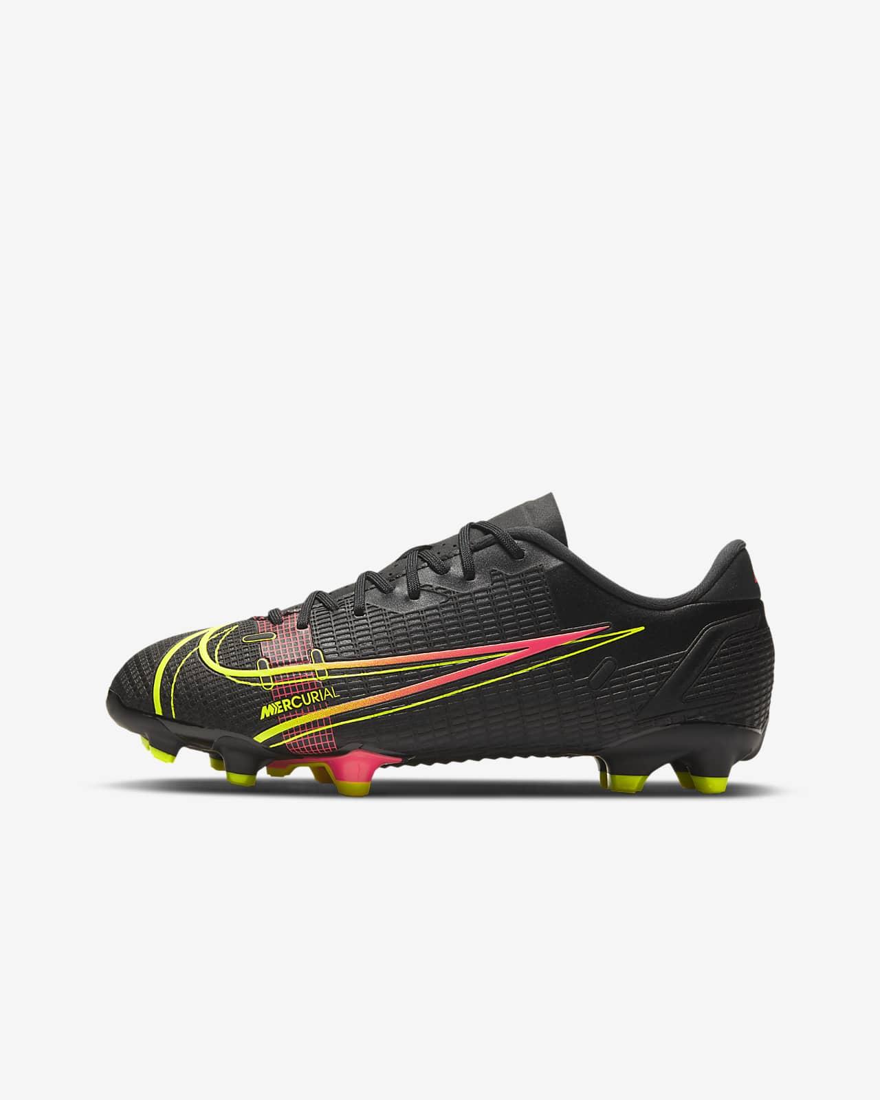 Chaussure de football à crampons multi-surfaces Nike Jr. Mercurial Vapor 14 Academy FG/MG pour Jeune enfant/Enfant plus âgé