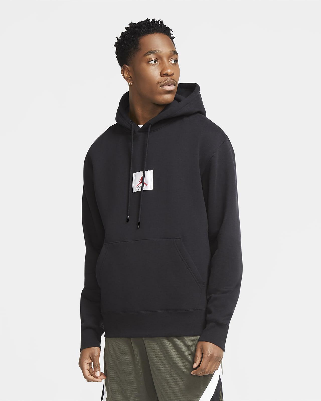 Arriesgado Trasplante Niño  Sudadera con capucha sin cierre de tejido Fleece para hombre Jordan Flight.  Nike.com