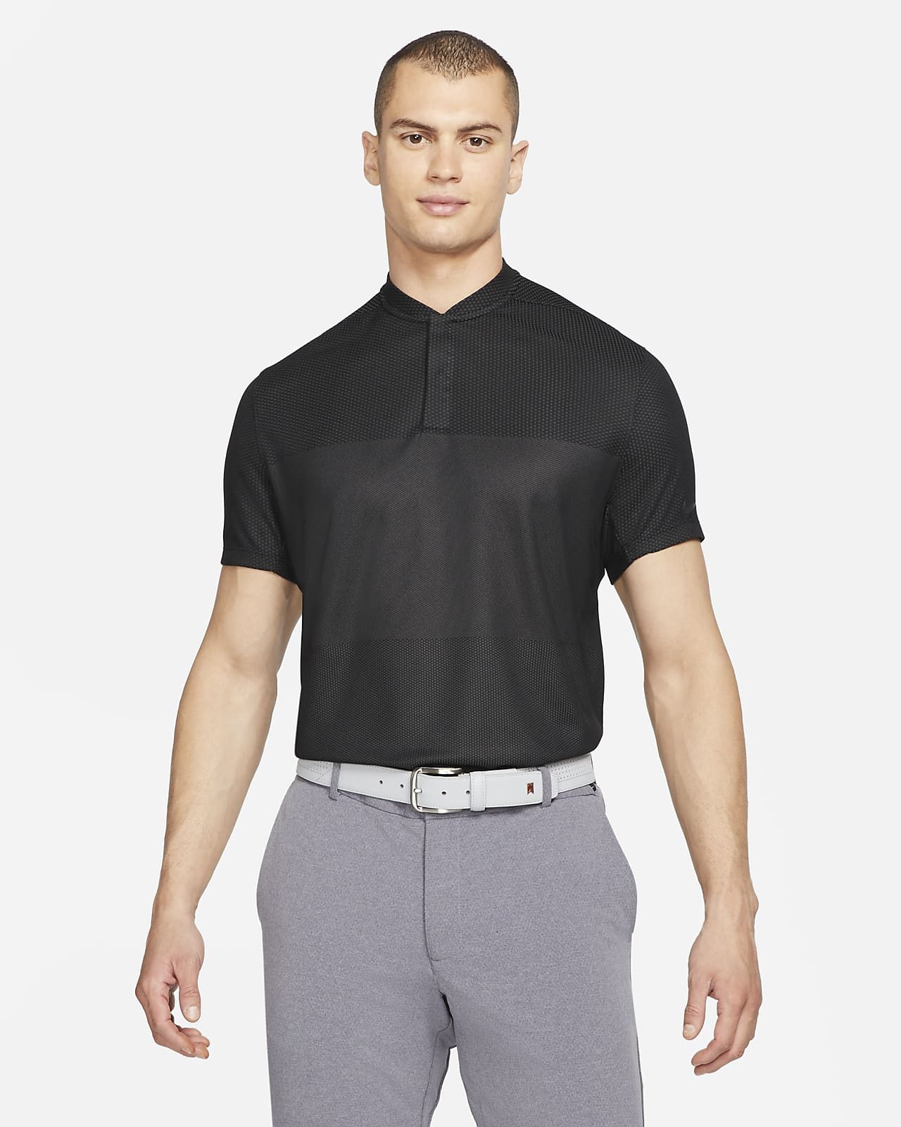Nike Dri-FIT ADV Tiger Woods Golfpolo voor heren