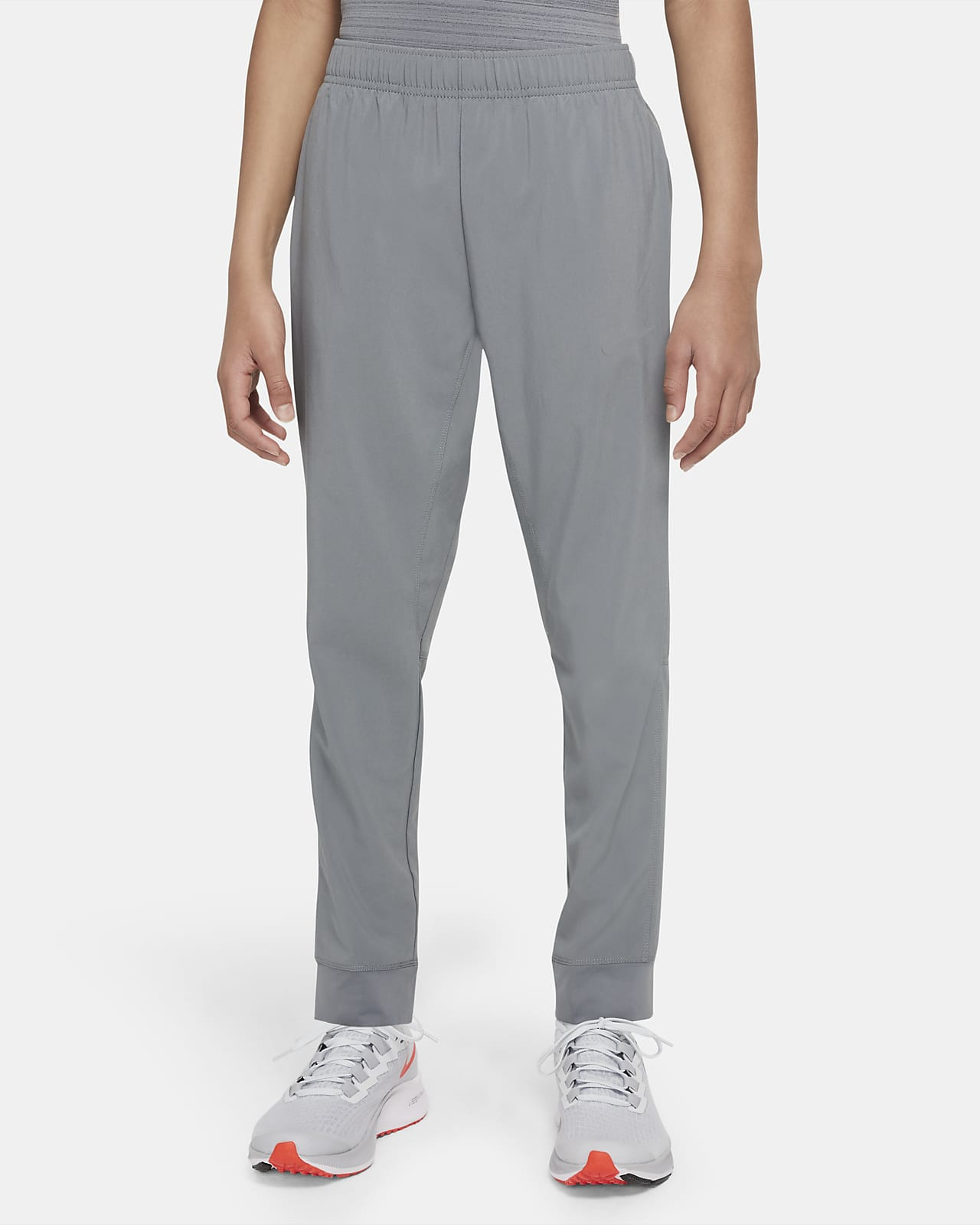 Nike Dri-FIT Older Kids' (Boys') Woven Training Trousers