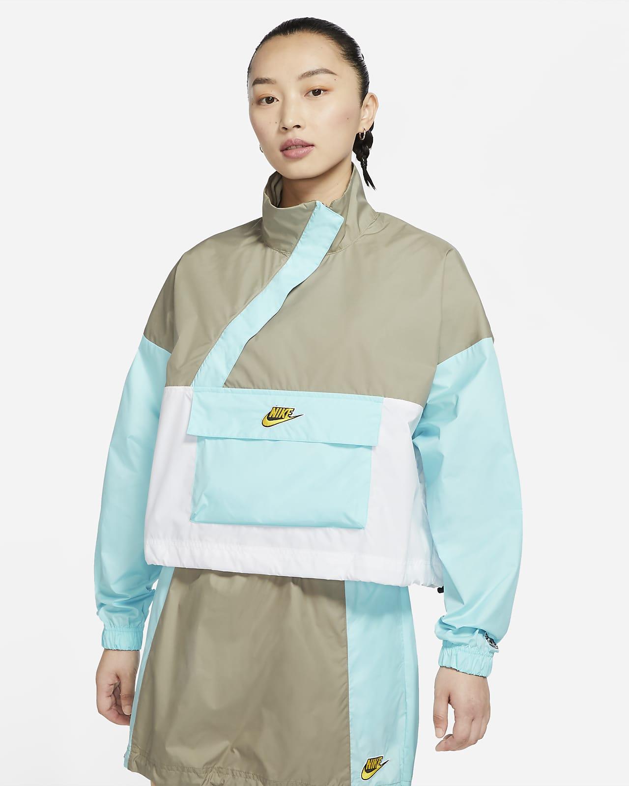 Nike Sportswear 女款梭織防風外套