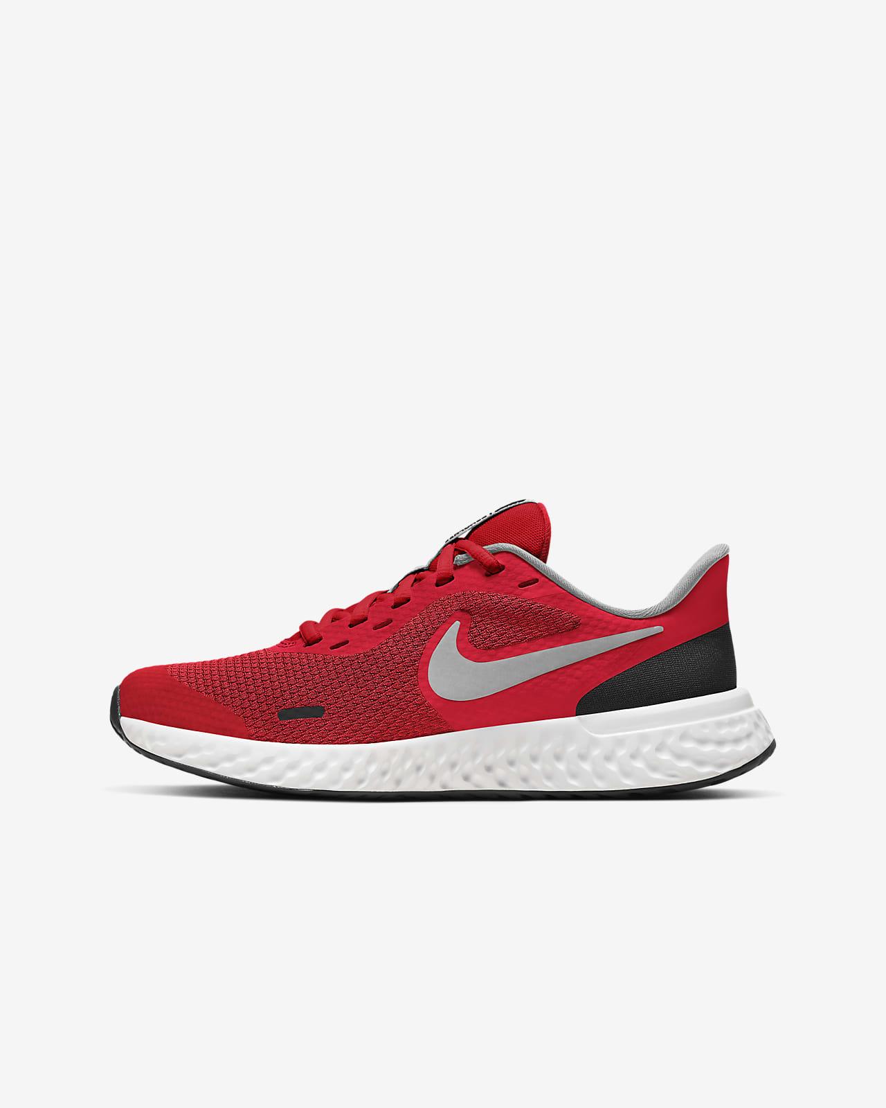 Calzado de running para carretera para niños talla grande Nike Revolution 5