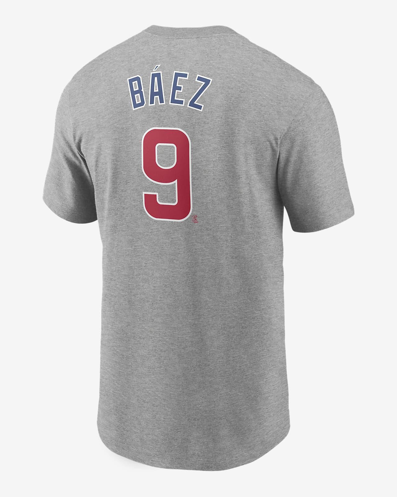 MLB Chicago Cubs (Javier Baez) Men's T-Shirt