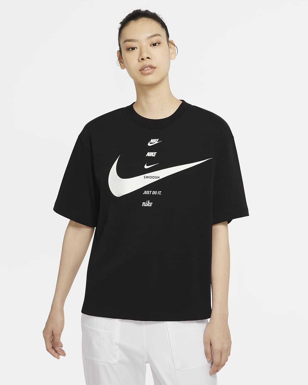 Dámský top Nike Sportswear s krátkým rukávem