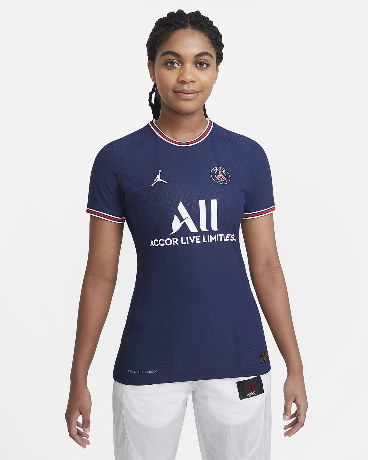 Camiseta de fútbol Nike Dri-FIT ADV para mujer Paris Saint-Germain 2021/22 Match Home