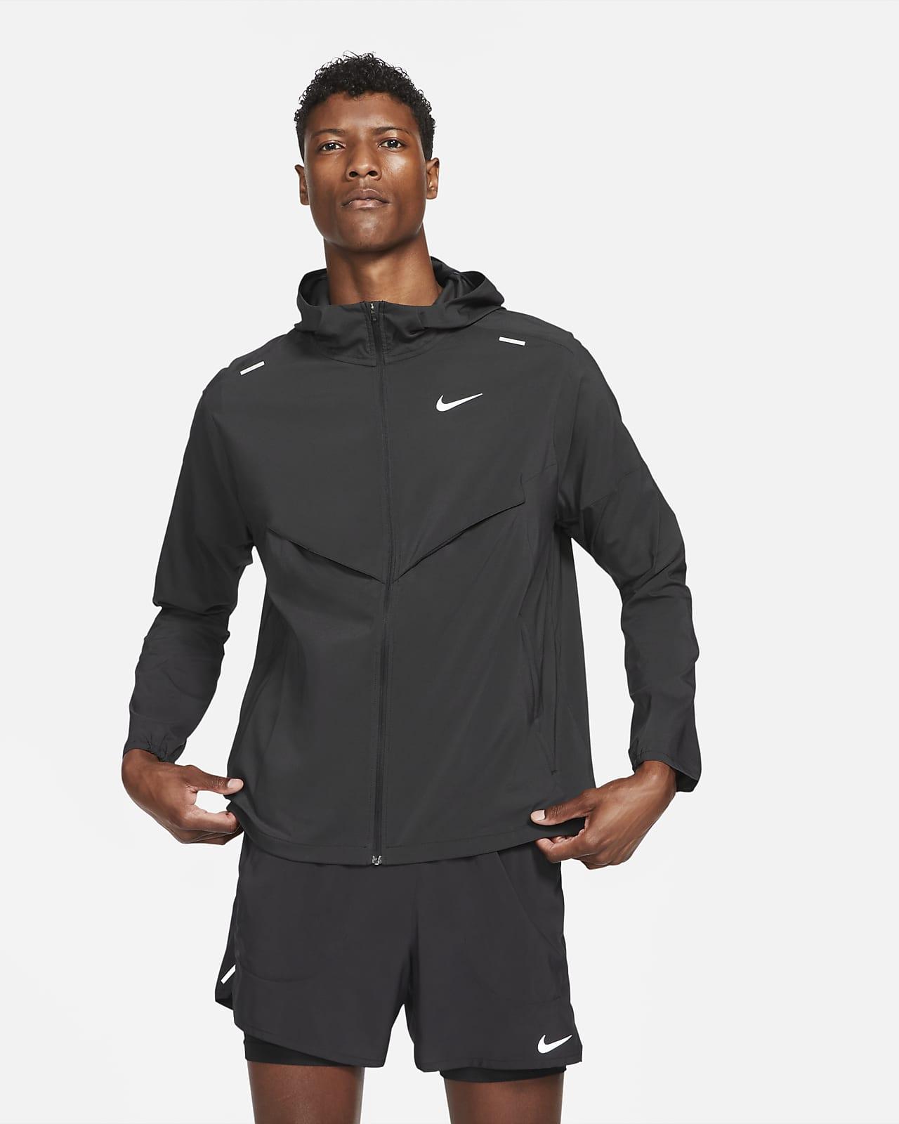 Nike Windrunner Erkek Koşu Ceketi