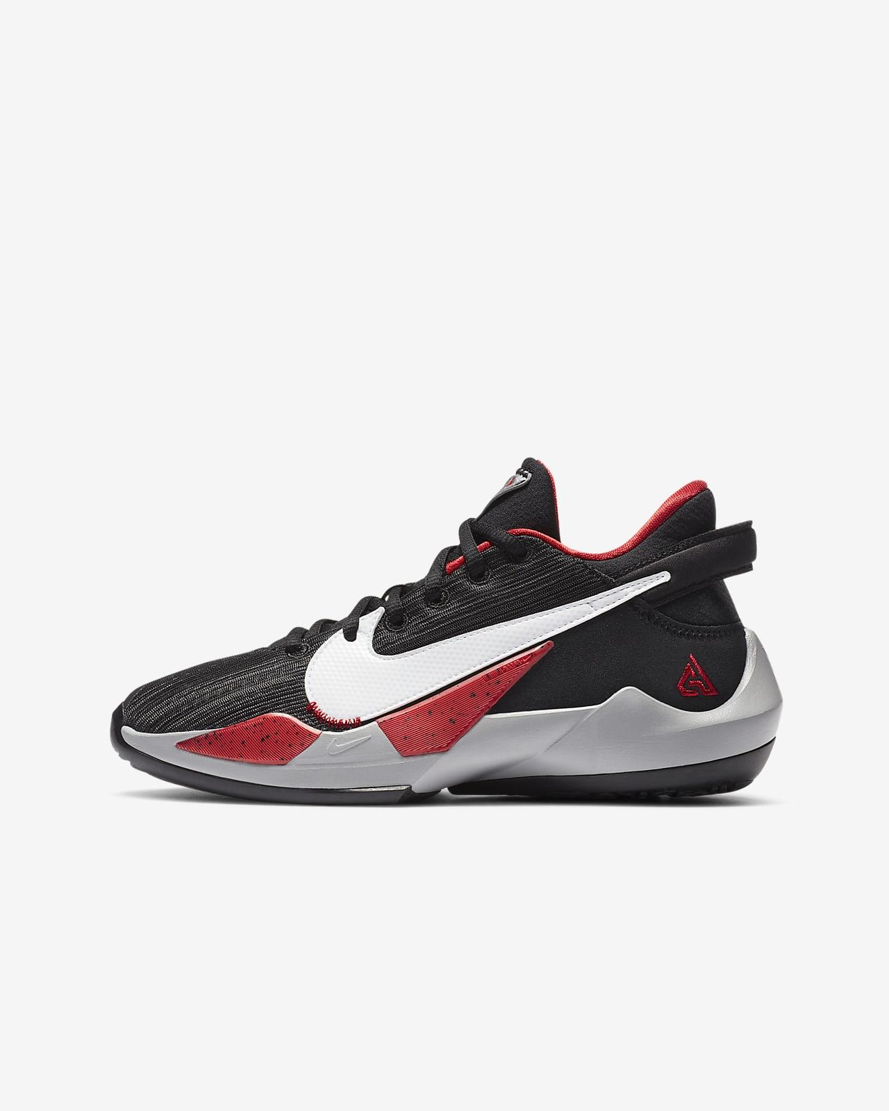 Freak 2 大童籃球鞋