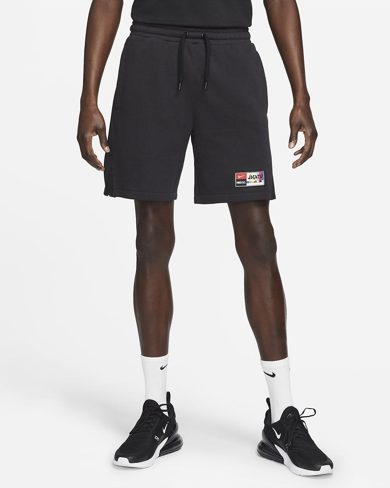 Nike F.C. Men's Fleece Football Shorts