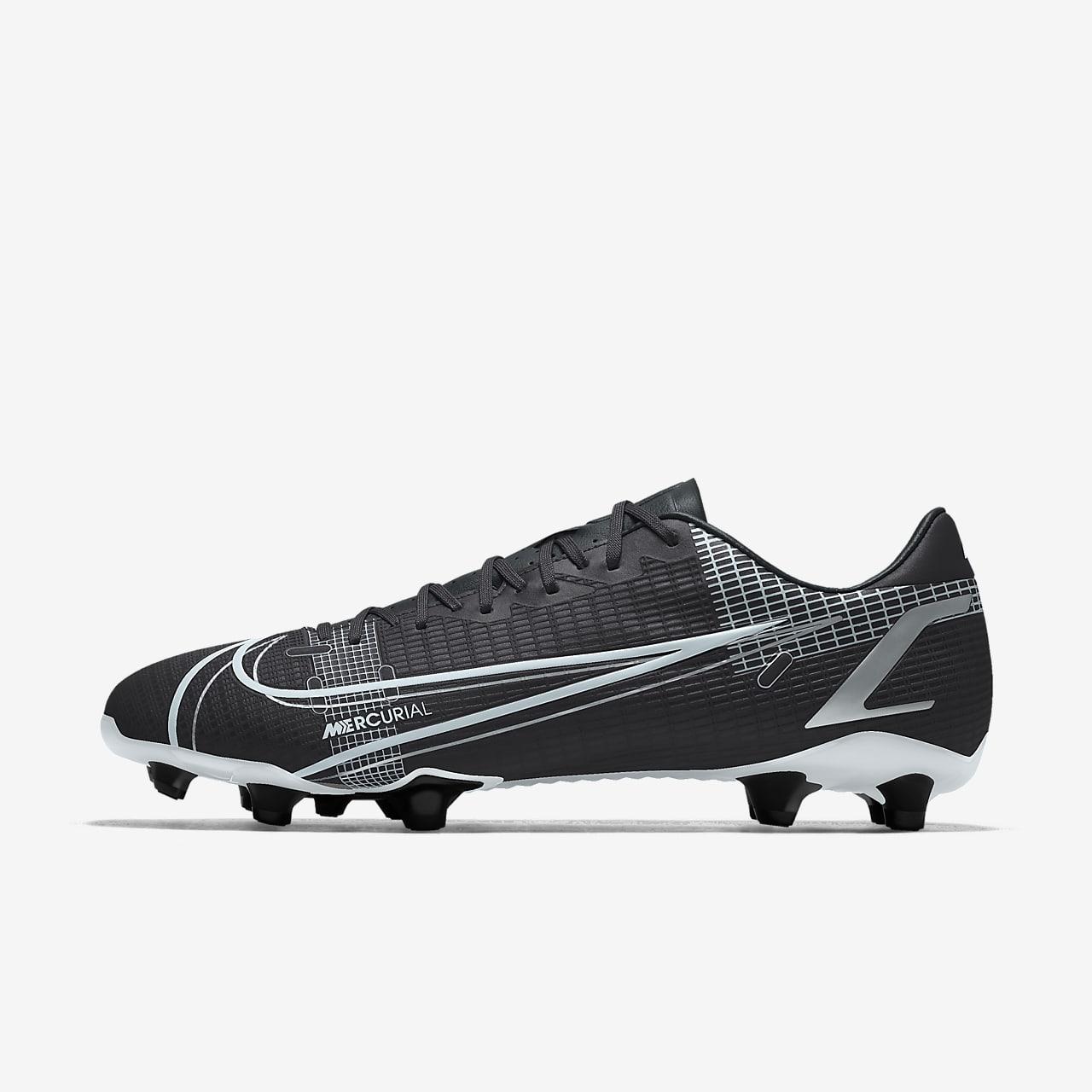 Nike Mercurial Vapor 14 Academy By You personalisierbarer Fußballschuh