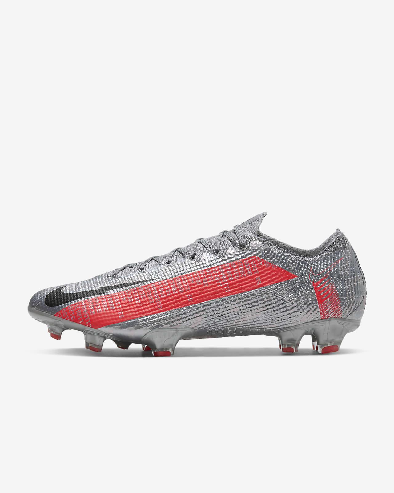 Chaussure de football à crampons pour terrain sec Nike Mercurial Vapor 13 Elite FG