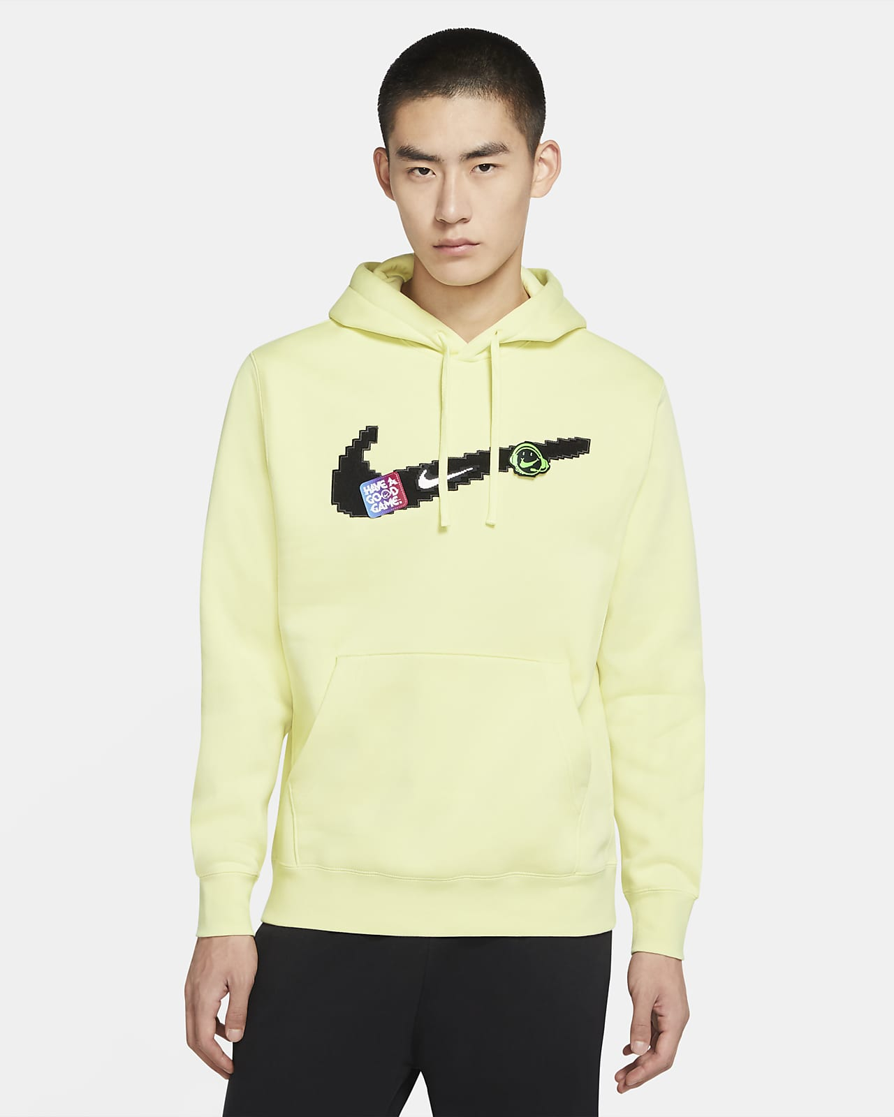Nike Sportswear Club Fleece 男子连帽衫