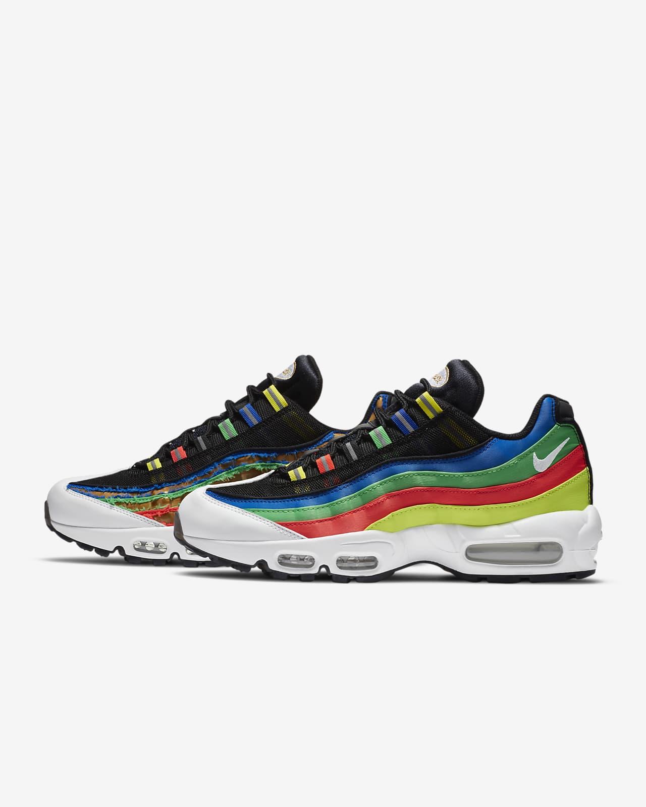 Nike Air Max 95 Premium Men's Shoe. Nike JP