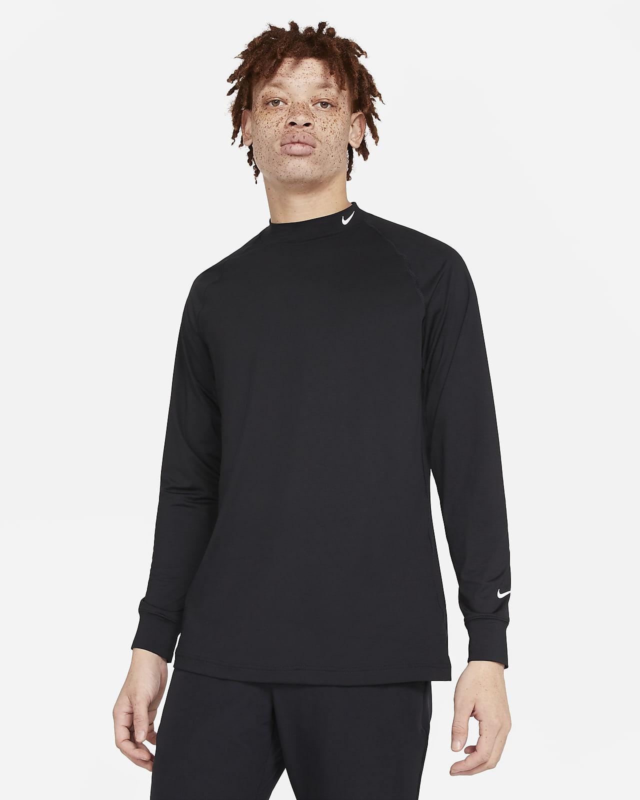 Nike Dri-FIT UV Vapor Men's Long-Sleeve Golf Top